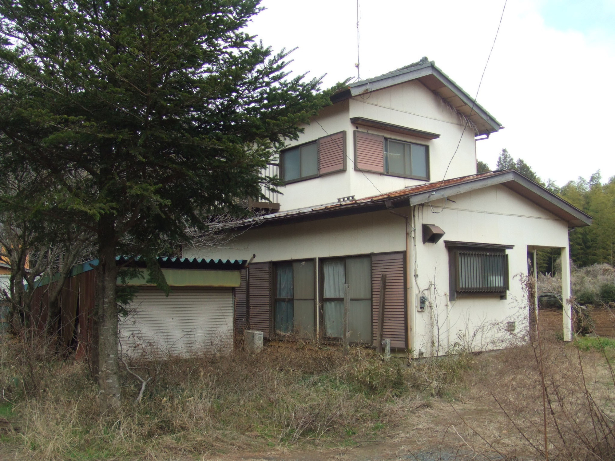 Abandoned buildings still house problems   The Japan Times