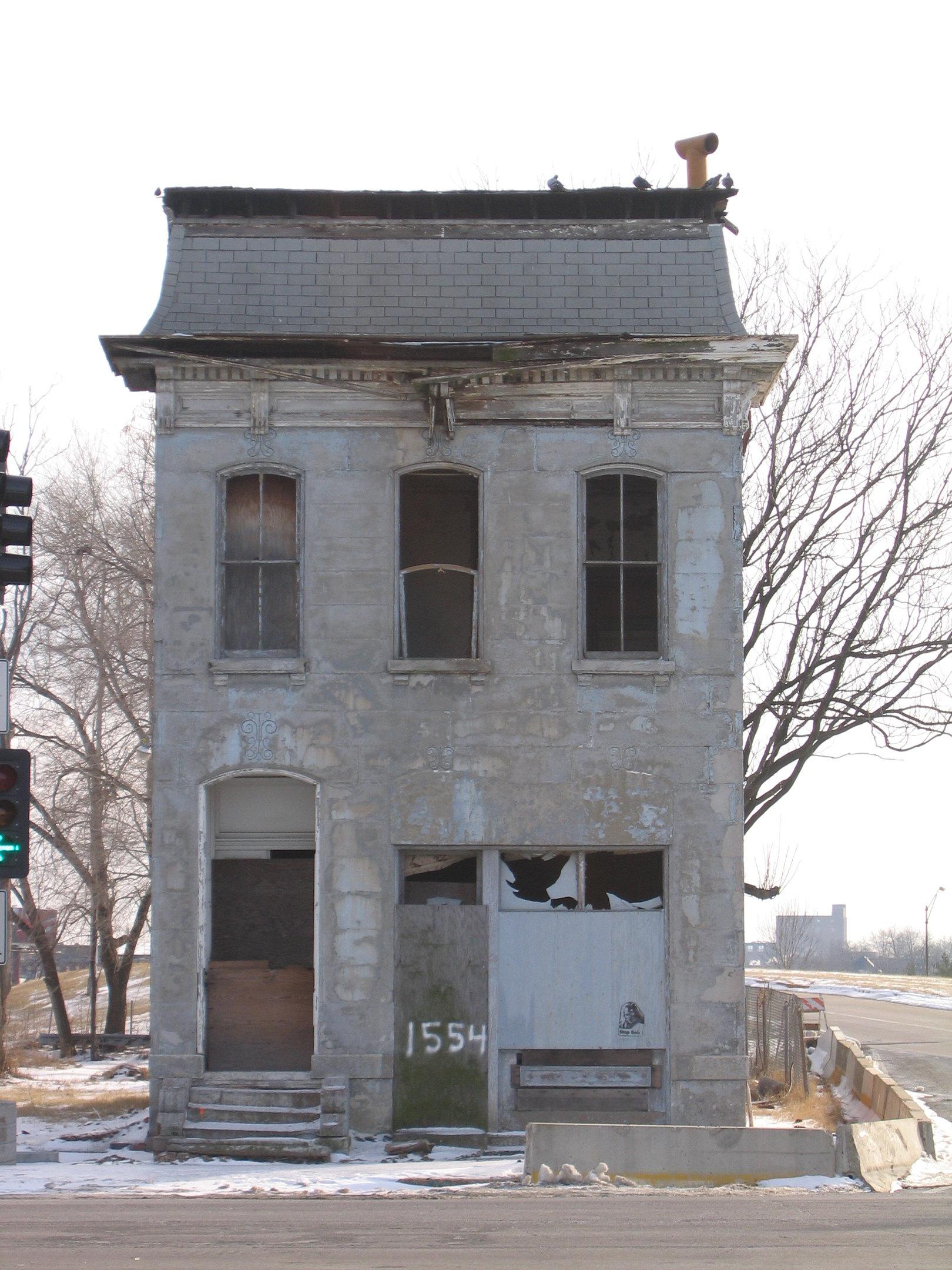 Abandoned House by digitalhomicide on DeviantArt