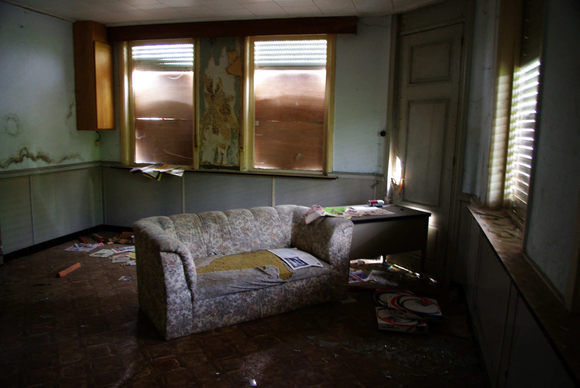 Abandoned House Free Stock Photo - Public Domain Pictures