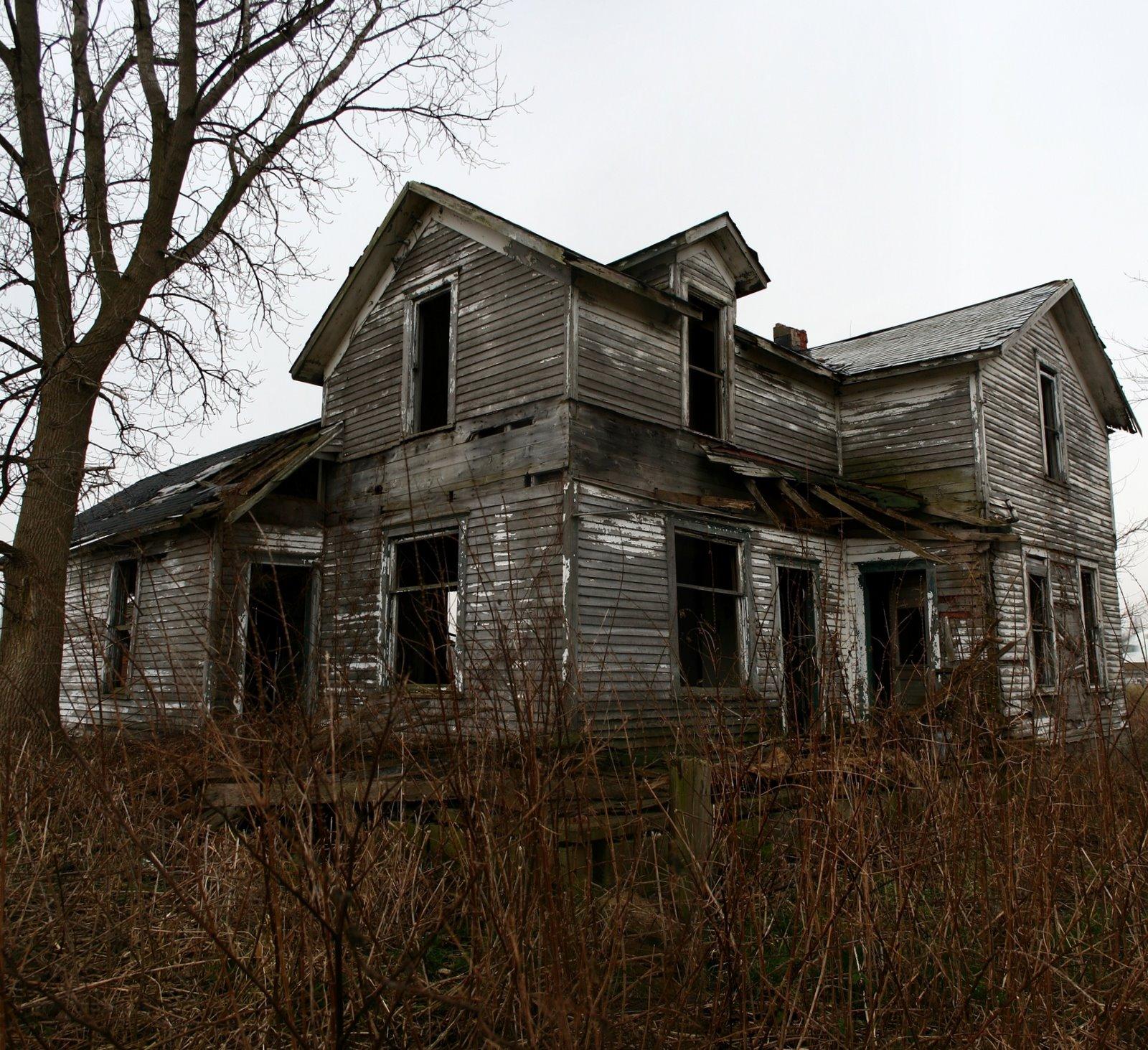 Abandoned House Near Fremont, OH