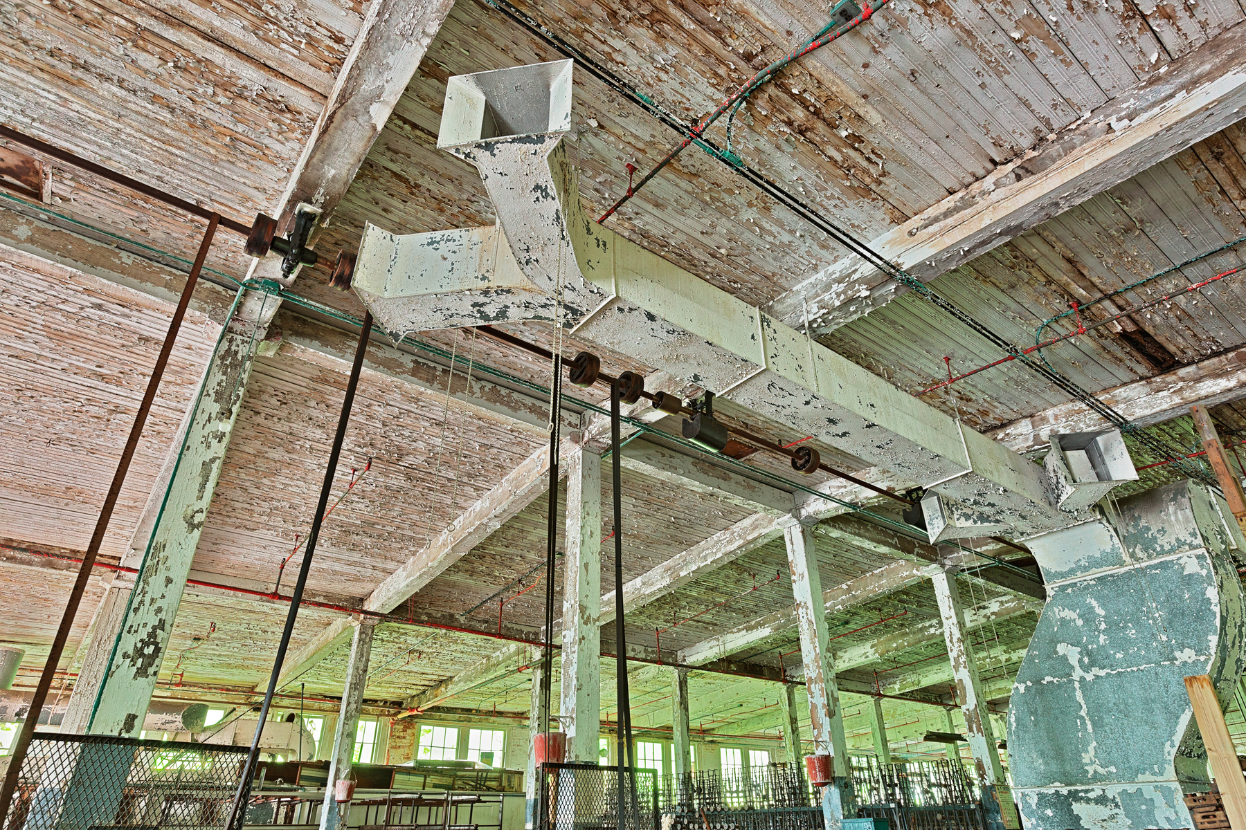 Abandoned Lonaconing Silk Mill - HDR, Abandoned, Perspective, Rustic, Rusted, HQ Photo