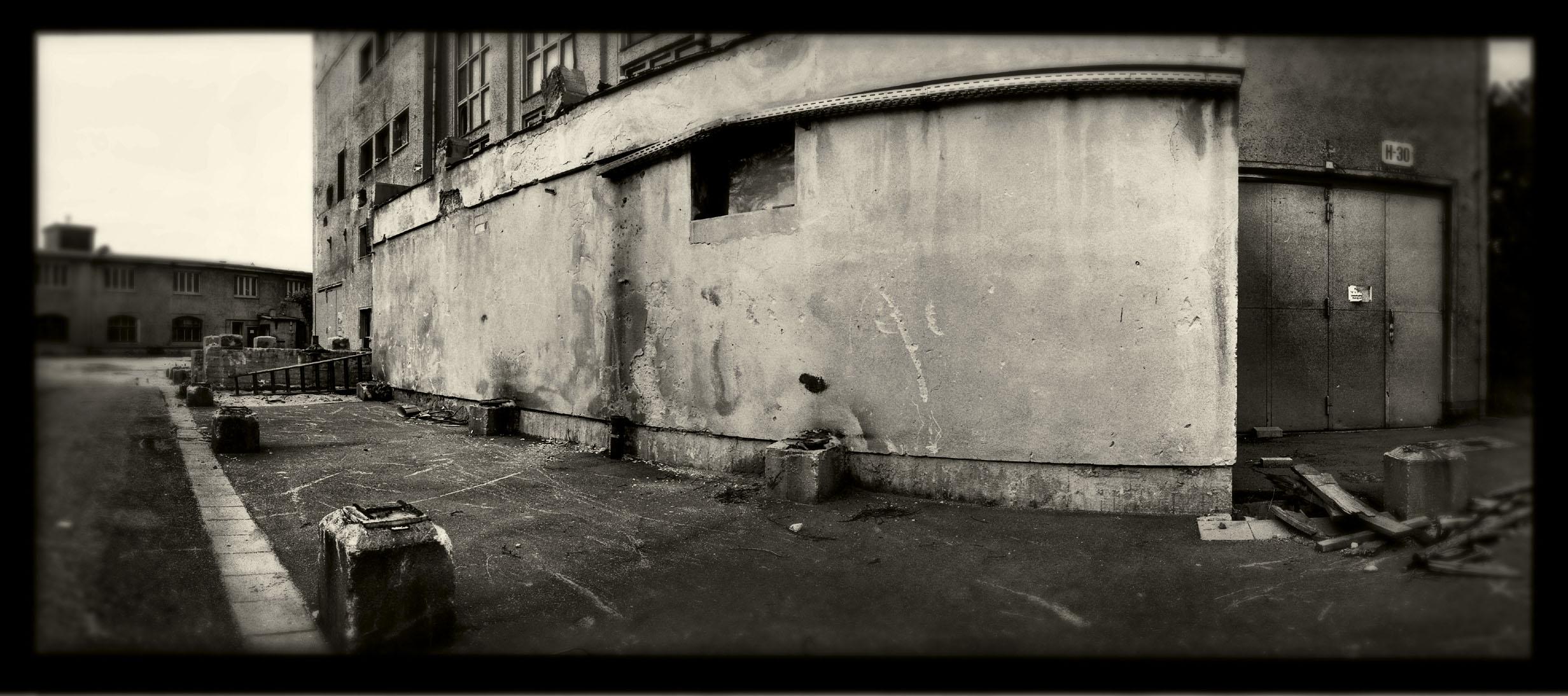 Abandoned space photo