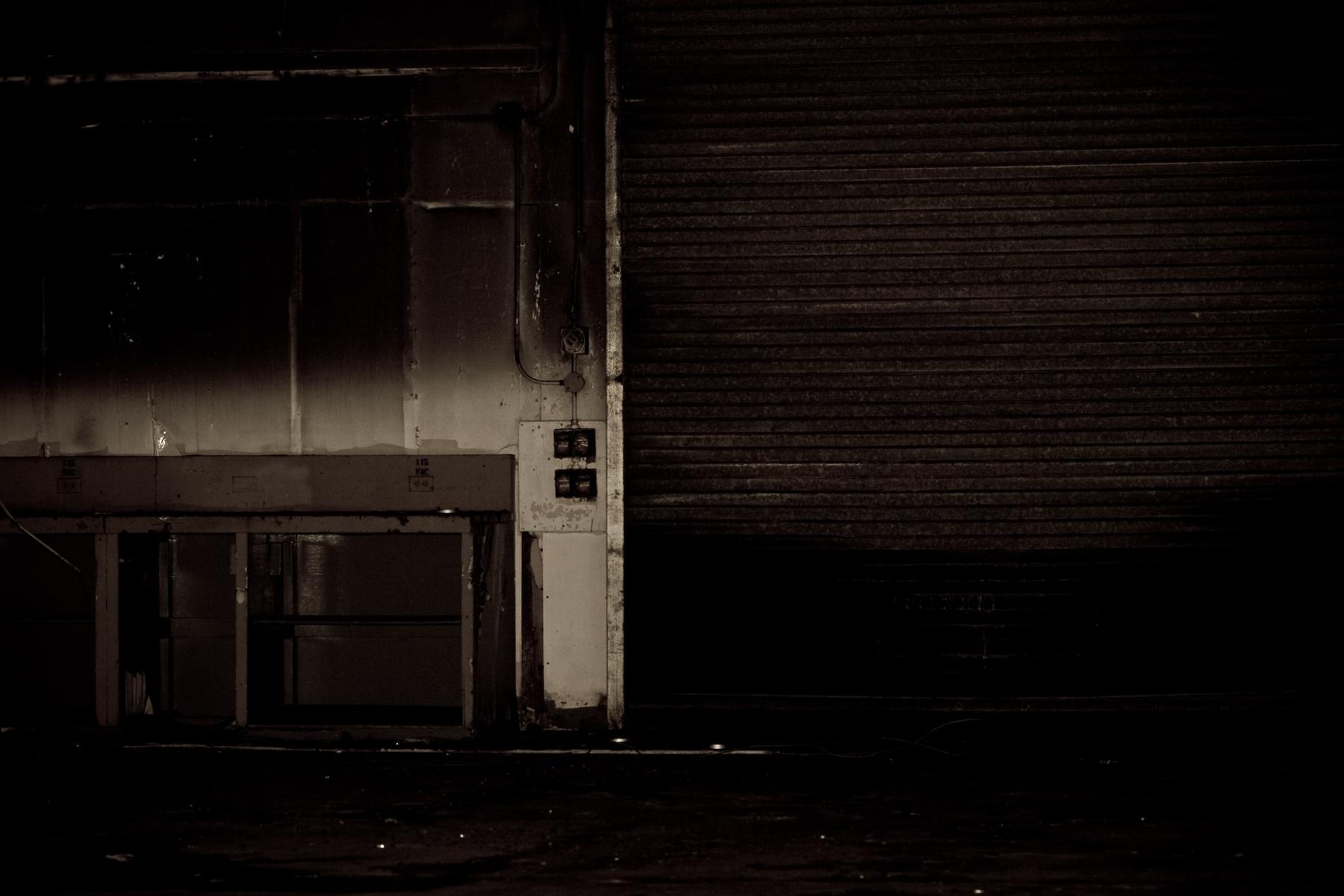 Abandoned warehouse, Abandoned, Building, Dark, Doors, HQ Photo