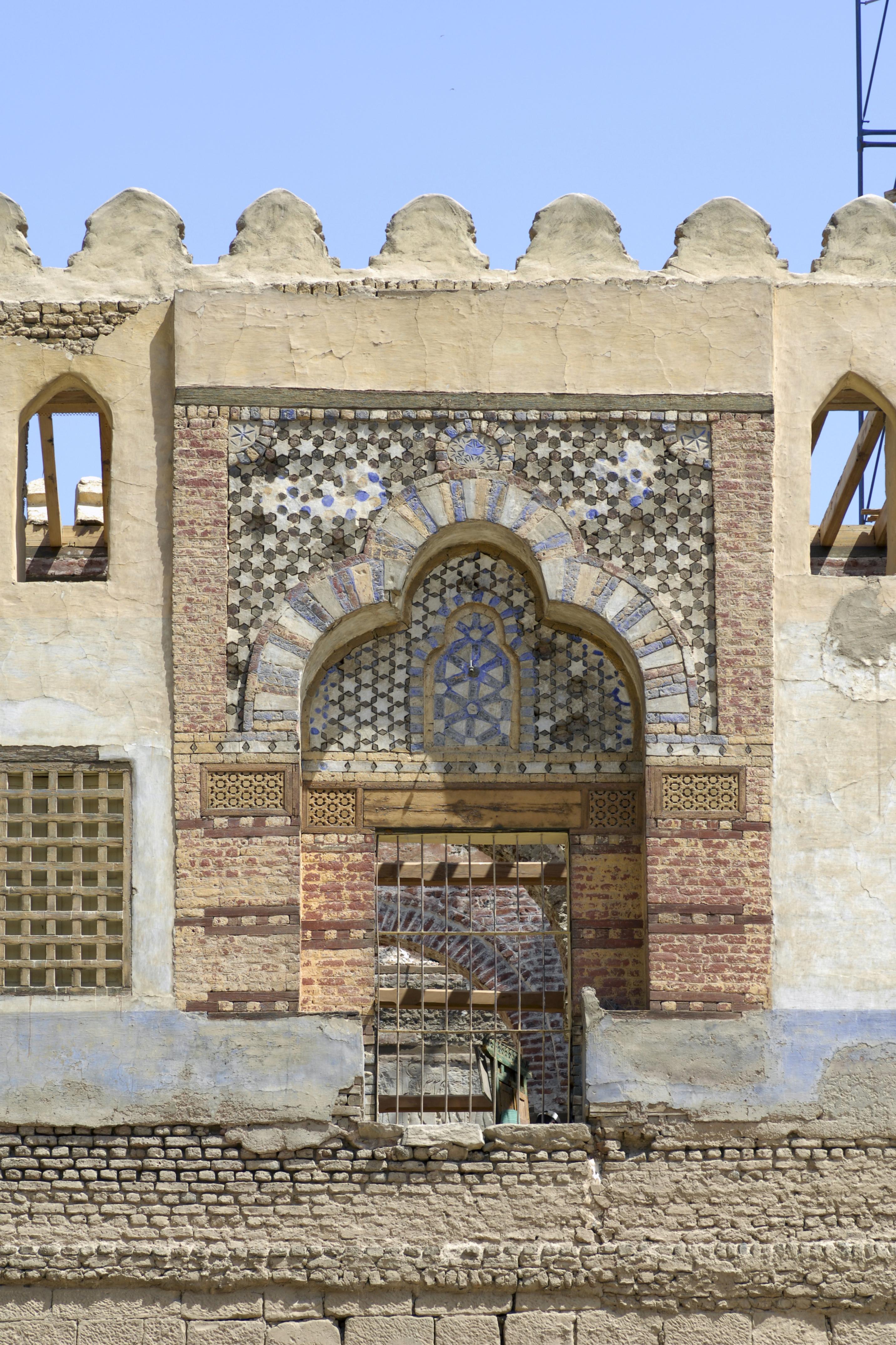 File:Abu Haggag Mosque-Façade (Luxor, Eqypt, 2008).jpg - Wikimedia ...