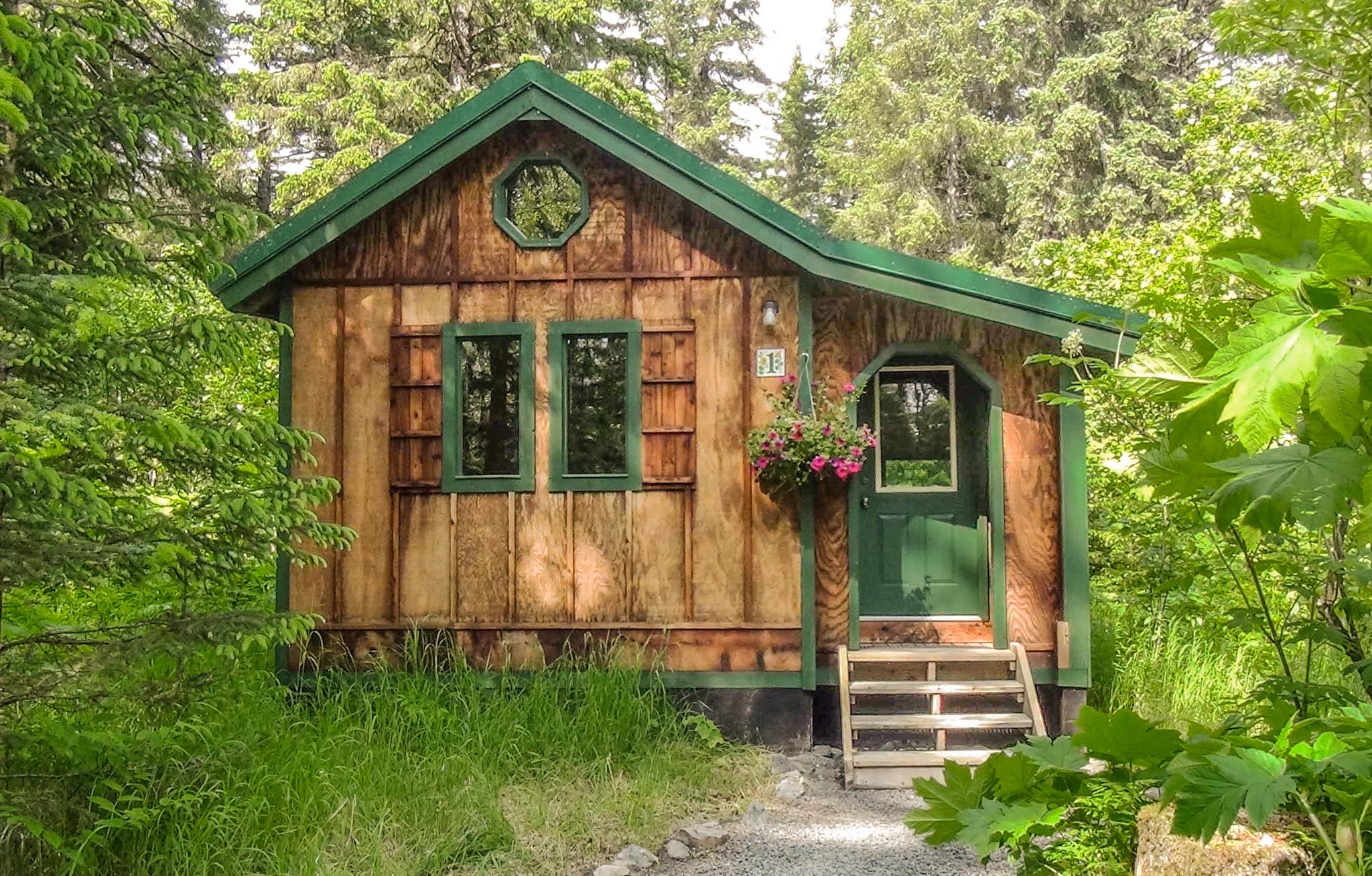 Seavey's Abode Well Cabins | Seward