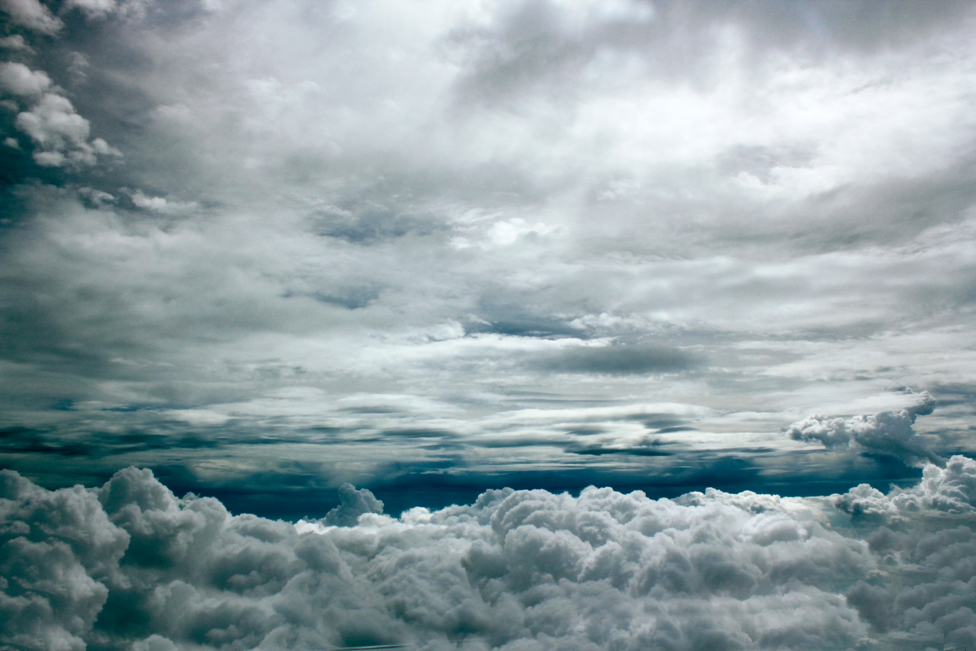 Clouds Above The Sky 3 Free Stock Photo - Public Domain Pictures