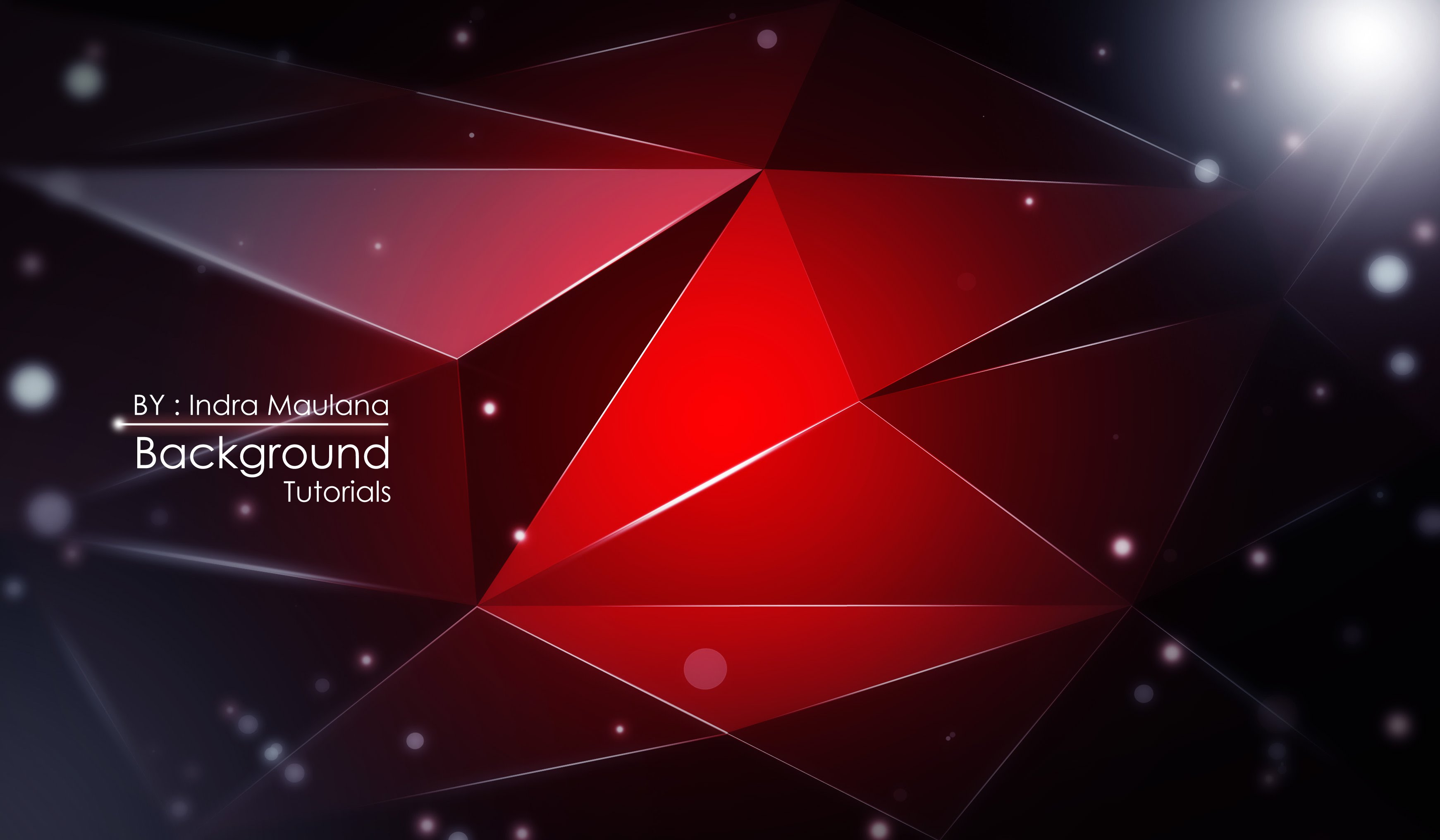 How to Create Abstract Background With Adobe Illustrator / Photoshop ...
