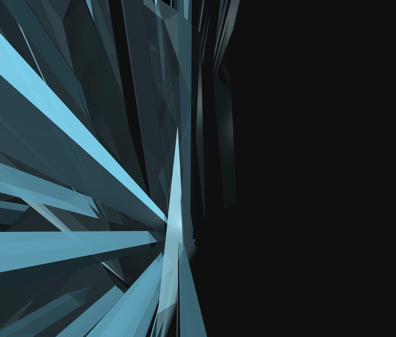 Abstract, 3d, Digital, Model, Render, HQ Photo