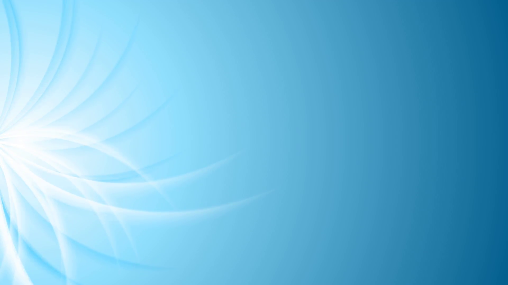 Bright blue waves elegant abstract background. Video corporate ...
