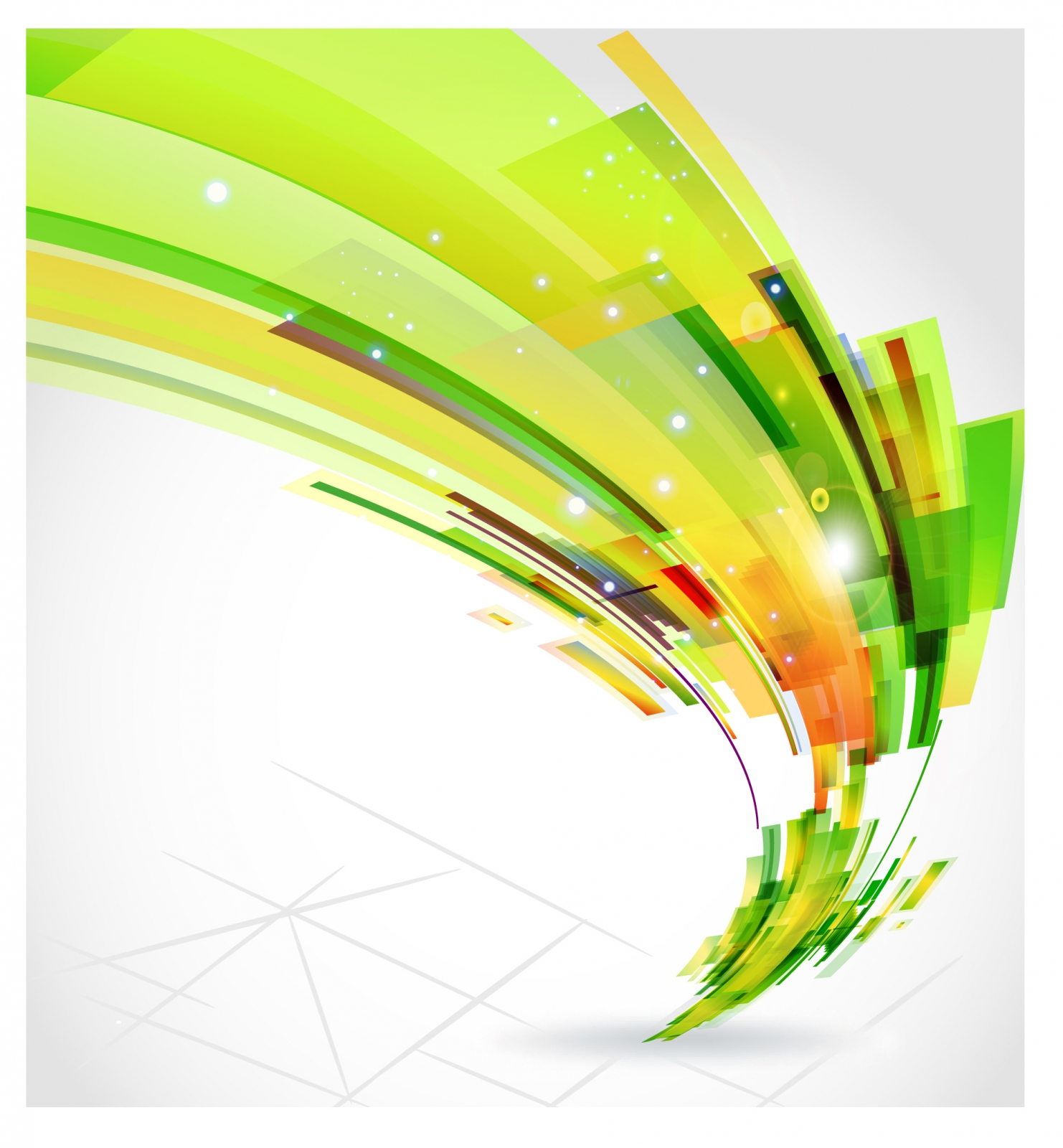 Abstract background Free Vector / 4Vector
