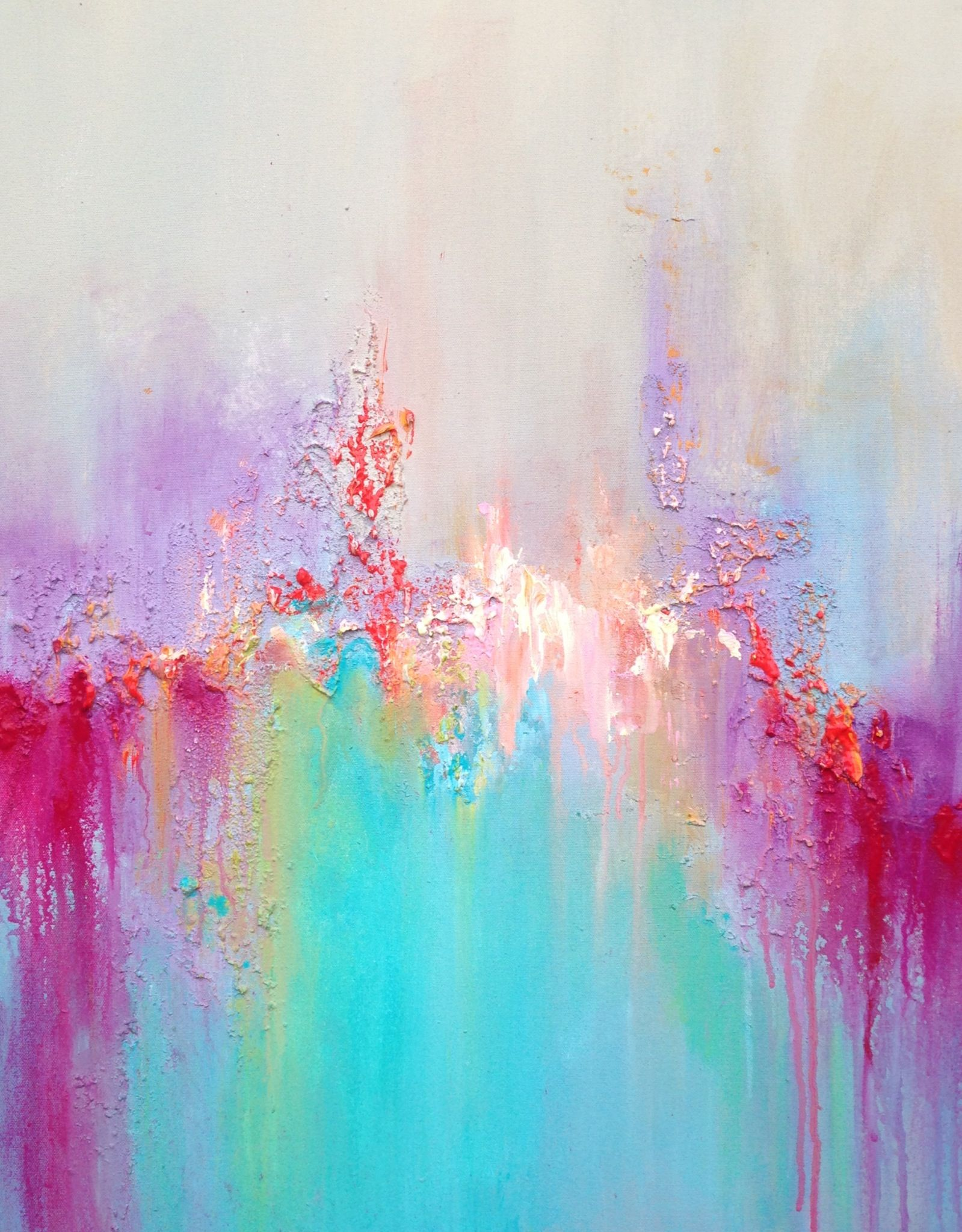 Those colours are fabulous!!! By Anja Art #anjaart #canvas #studio ...