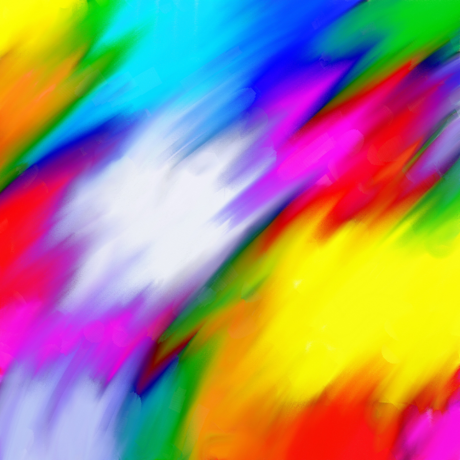 Abstract Colour Blend, Abstract, Art, Blend, Chalk, HQ Photo