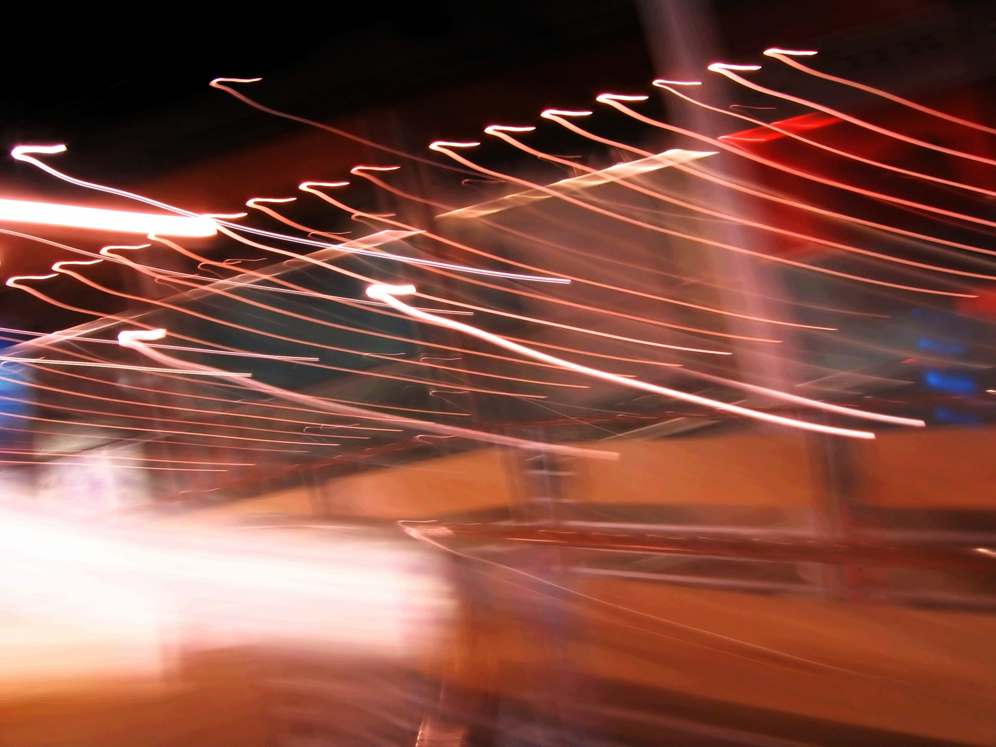 Abstract concept of speed photo