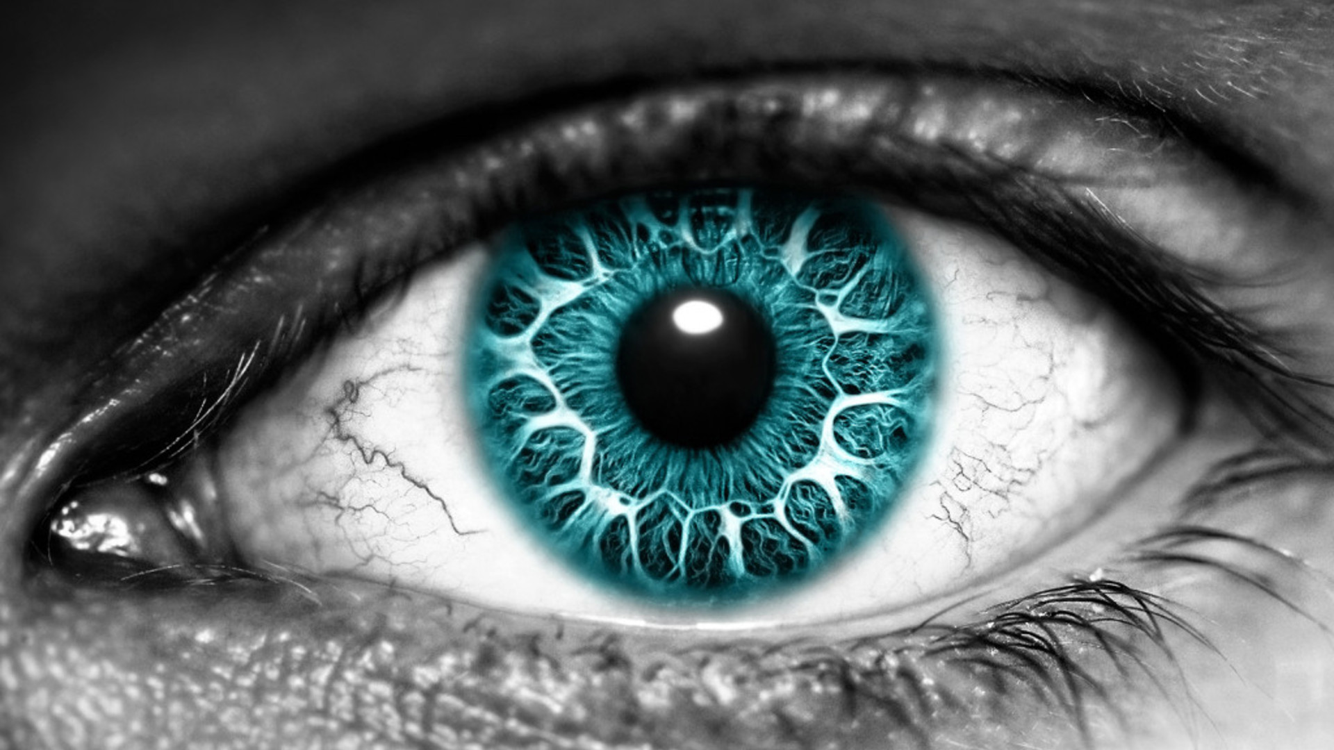 Abstract Eye - 1920x1080