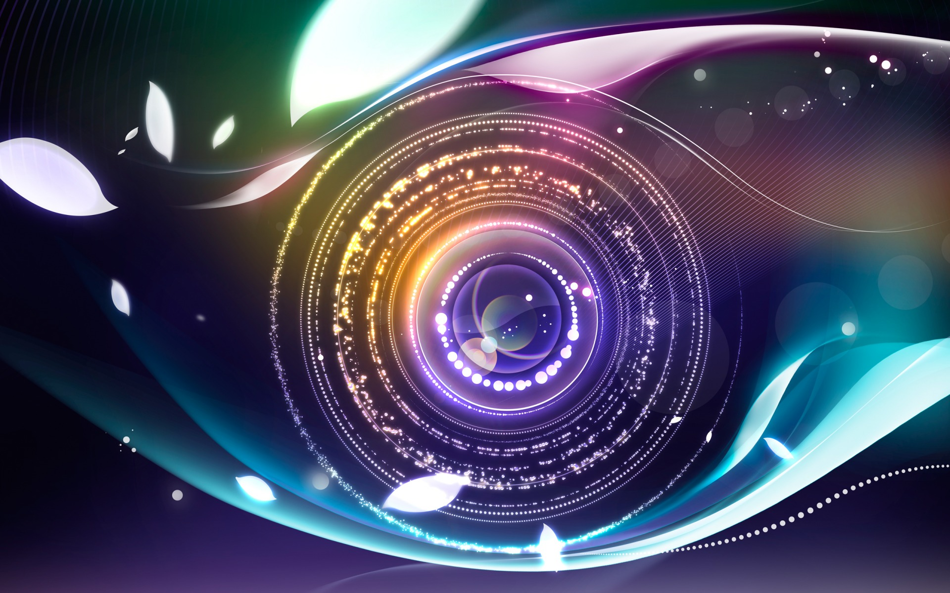 Digital Abstract Eye Wallpapers | HD Wallpapers | ID #8566