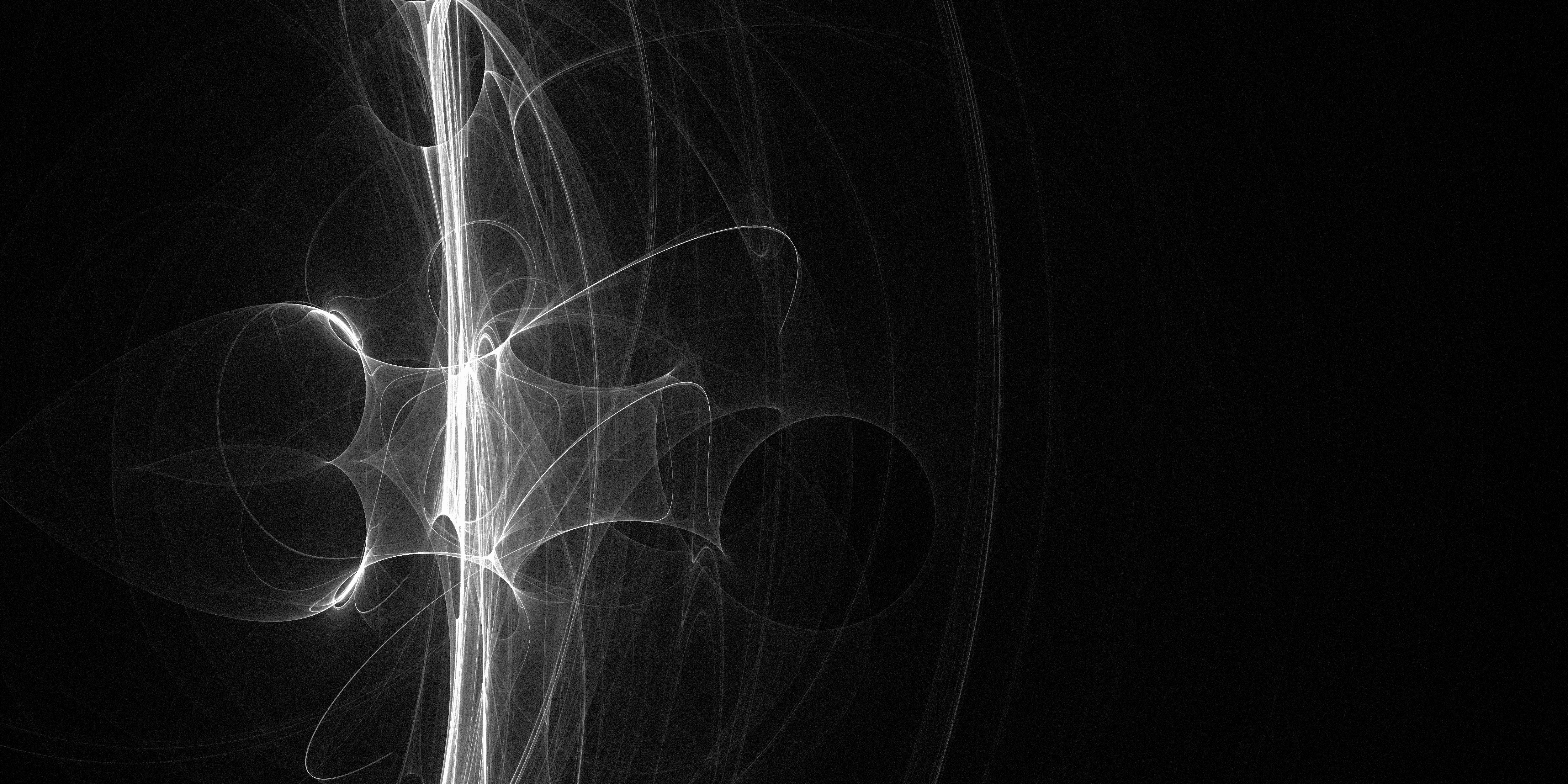Abstract fractal art wallpaper photo