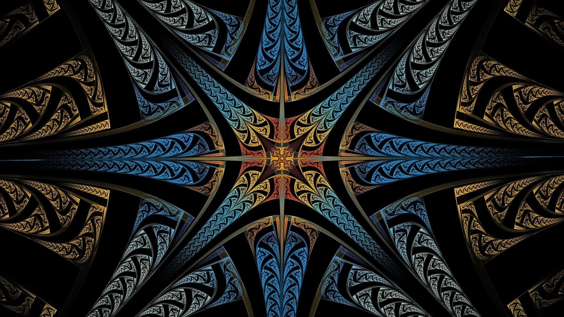 Abstract Fractal 46497 1920x1080 px ~ HDWallSource.com