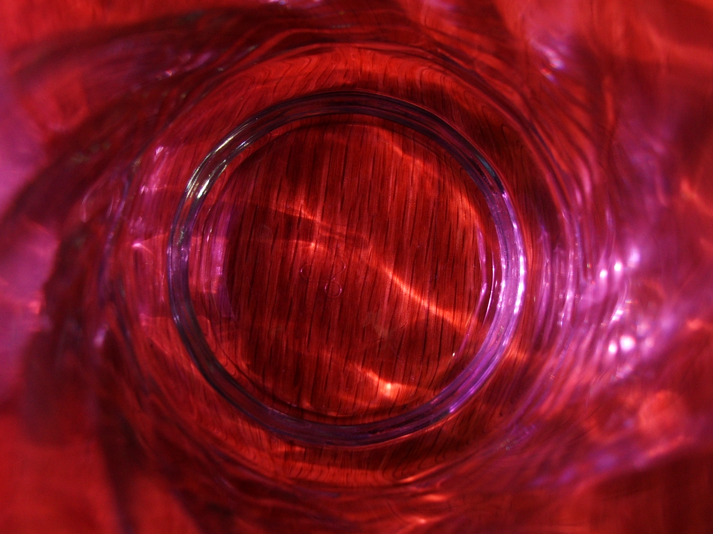 Abstract glass photo