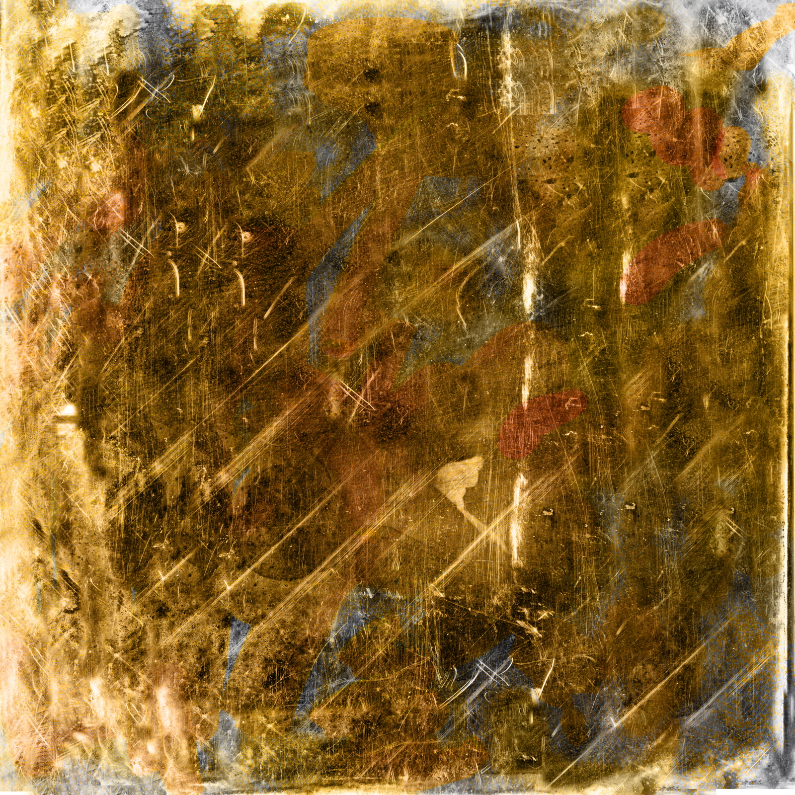 Abstract gold texture photo