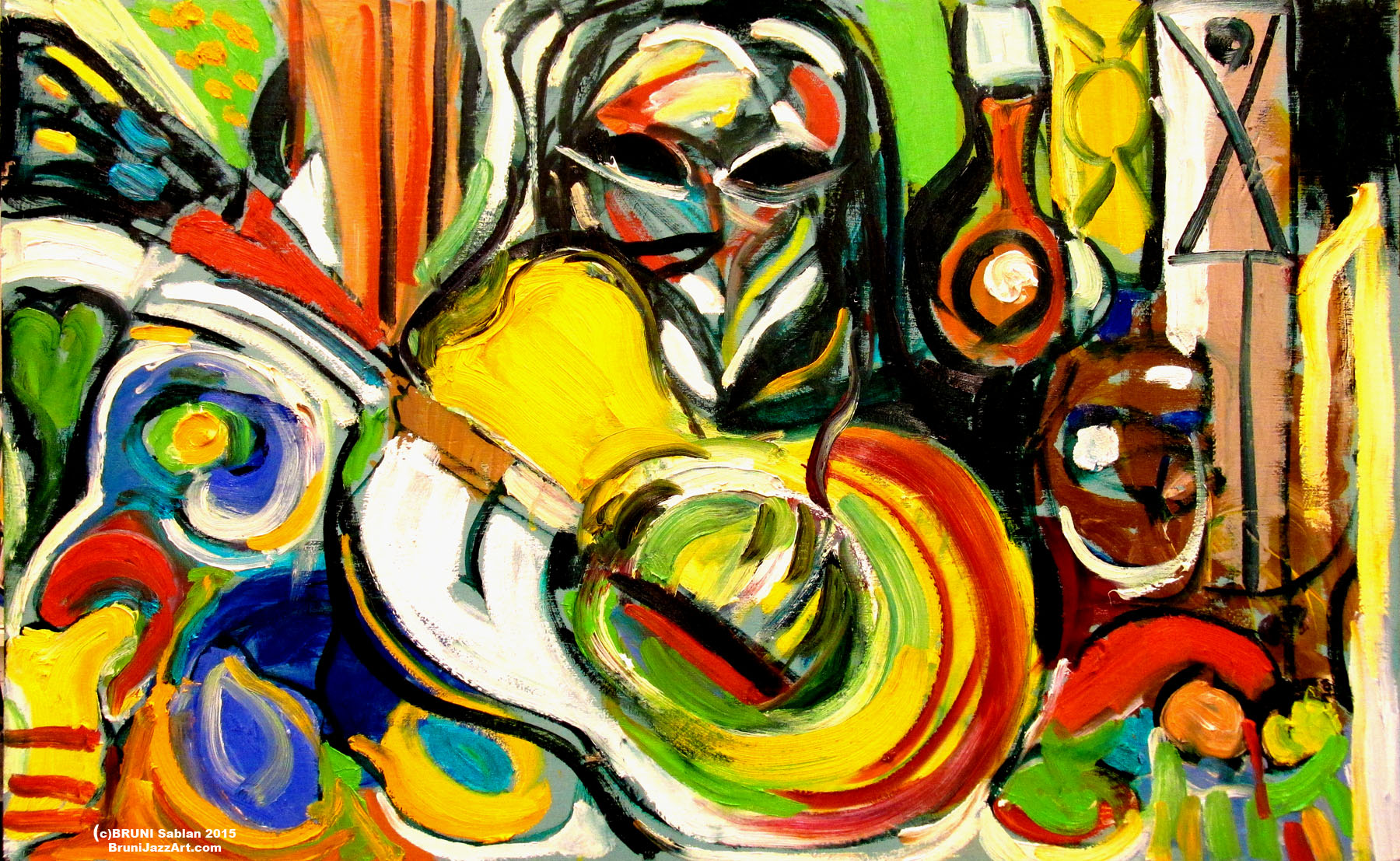 BRUNI Gallery - The Abstract Still life Gallery