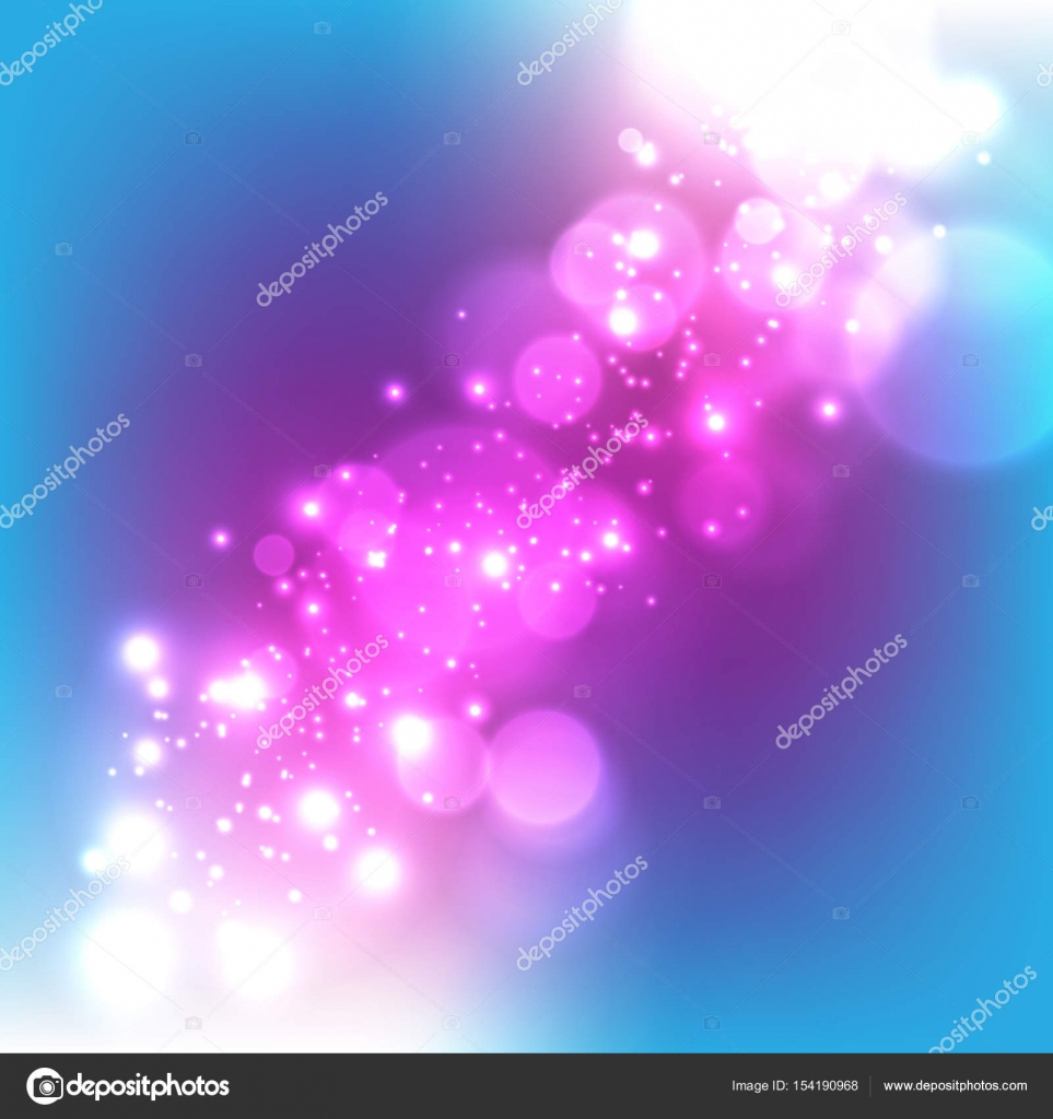 abstract light with color background. illustration vector design ...
