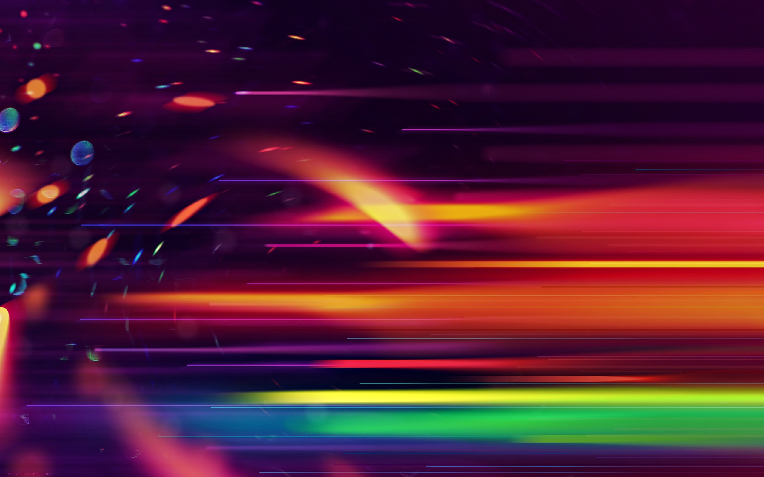 Abstract Lights #6913301