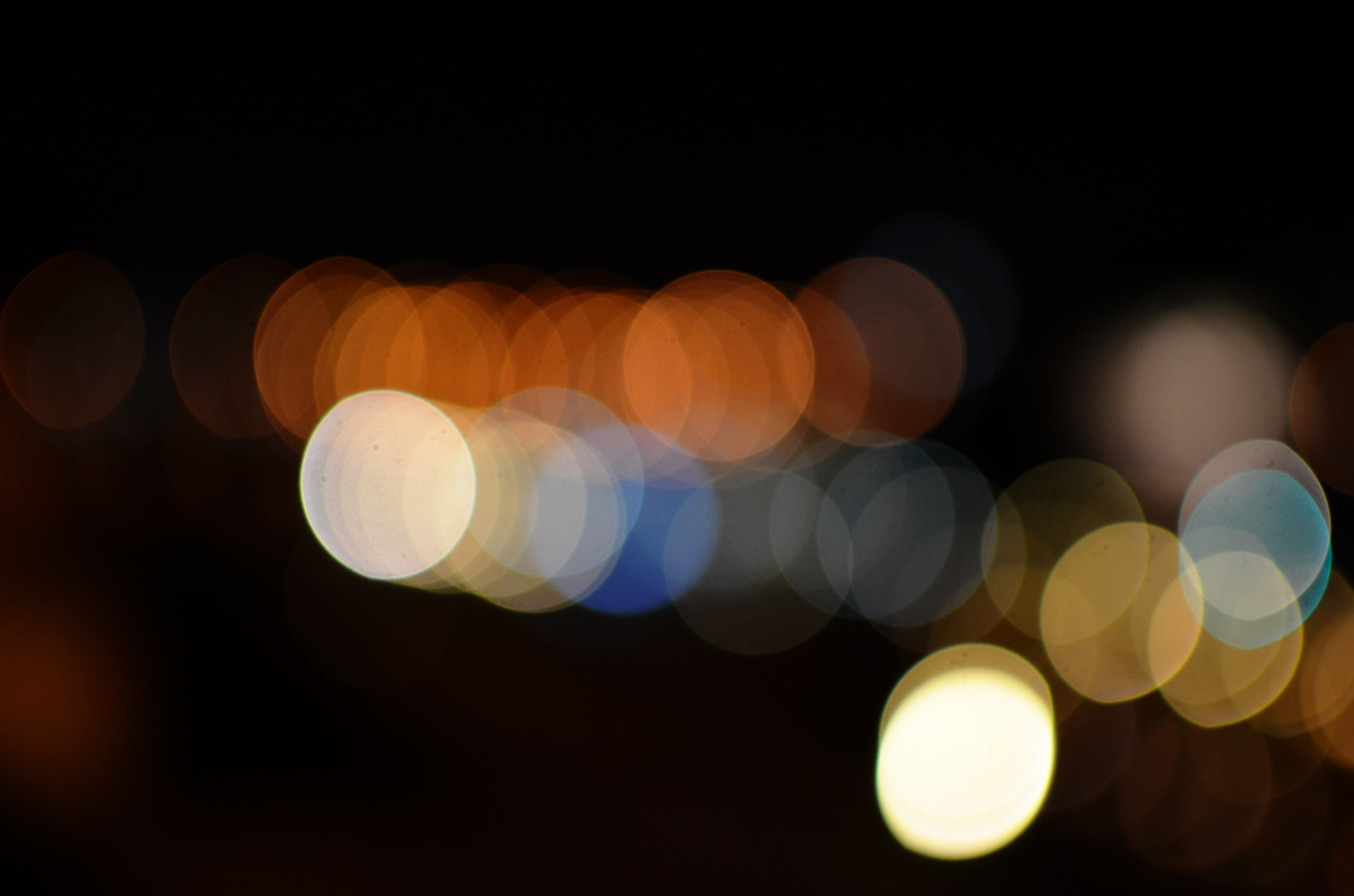 Free stock photo of abstract, dark, lights