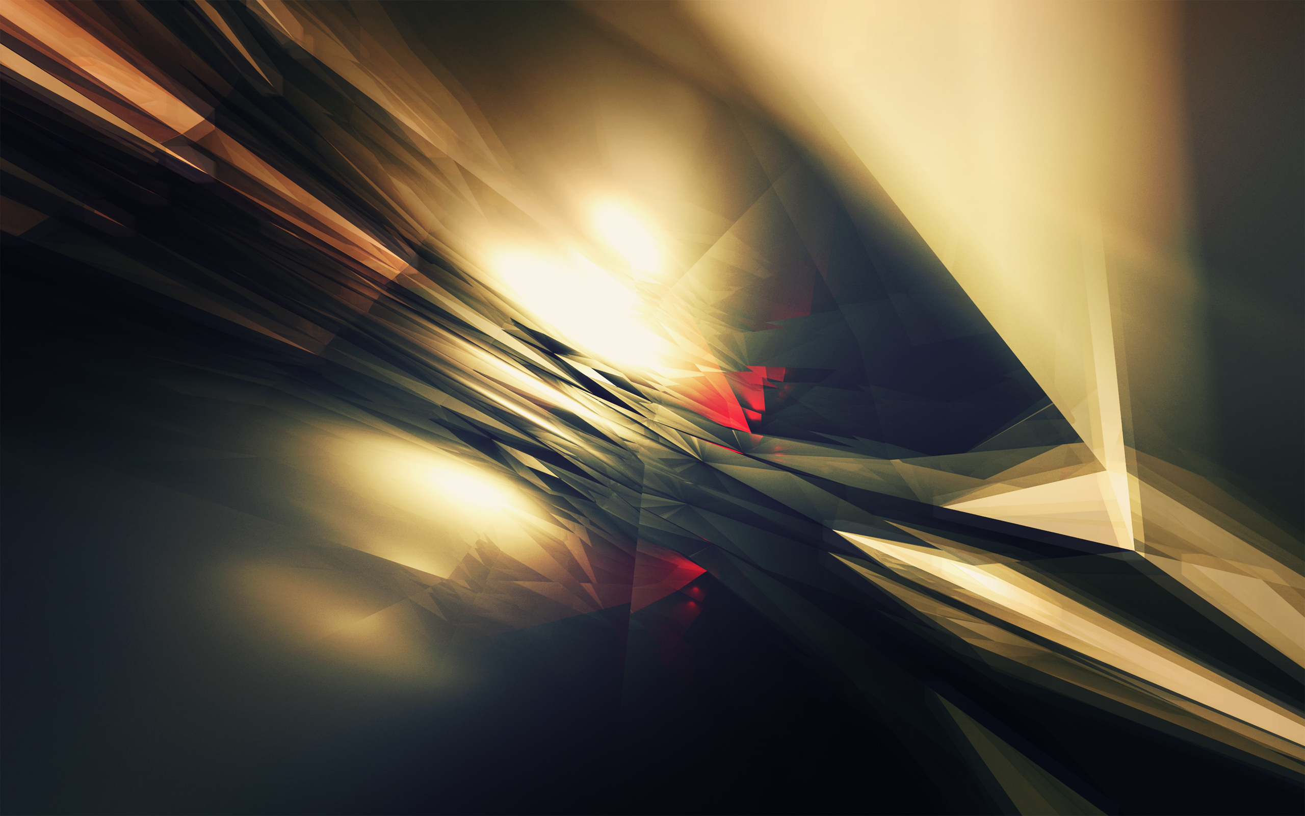 Abstract lights photo
