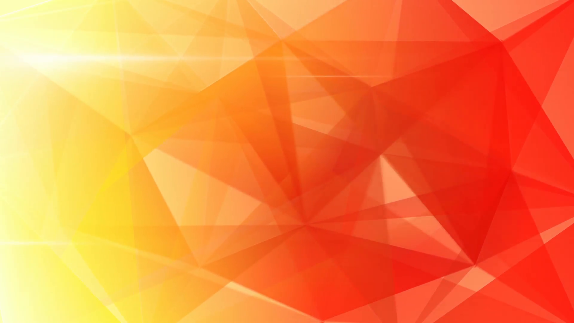 abstract triangle geometrical red background loop Motion Background ...