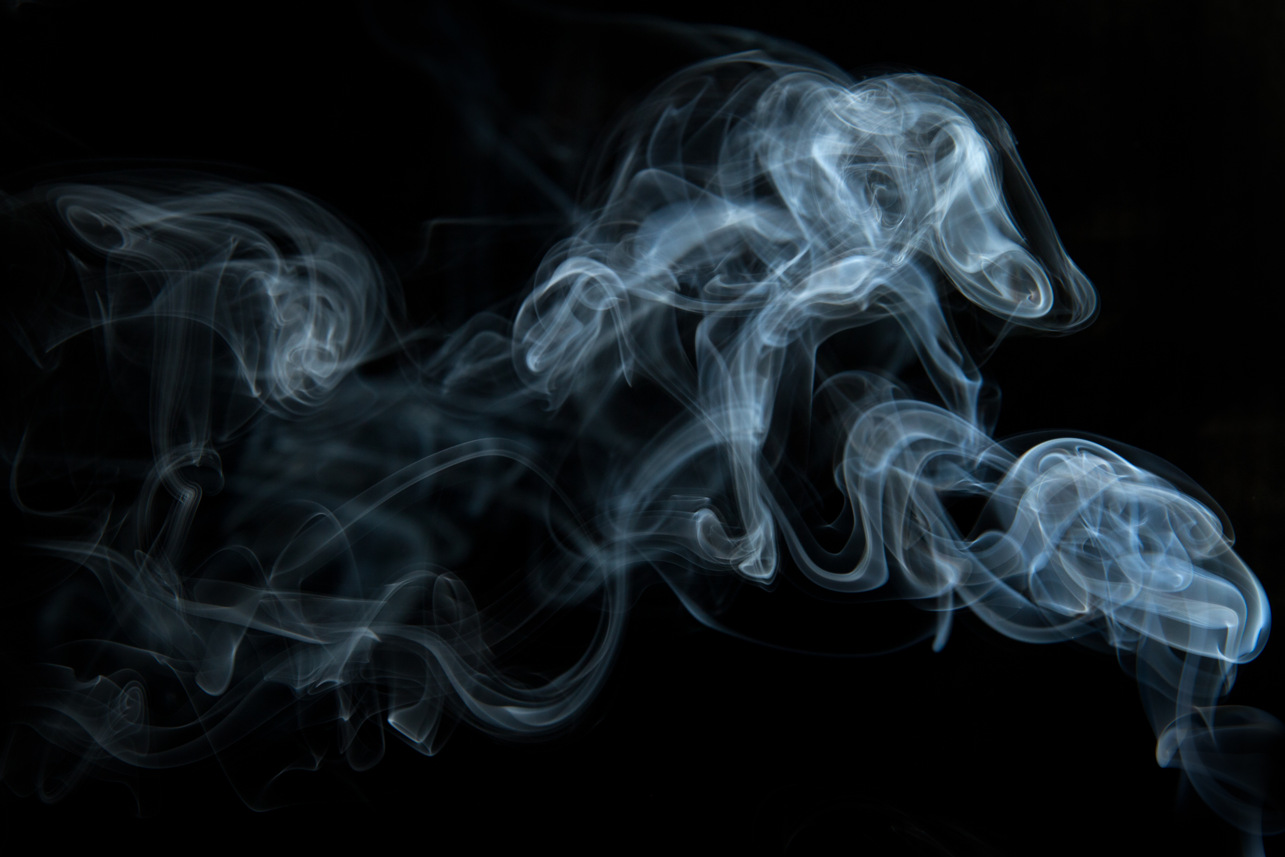 Free Photo Smoke On Black Abstract Gray Wave Free Download Jooinn