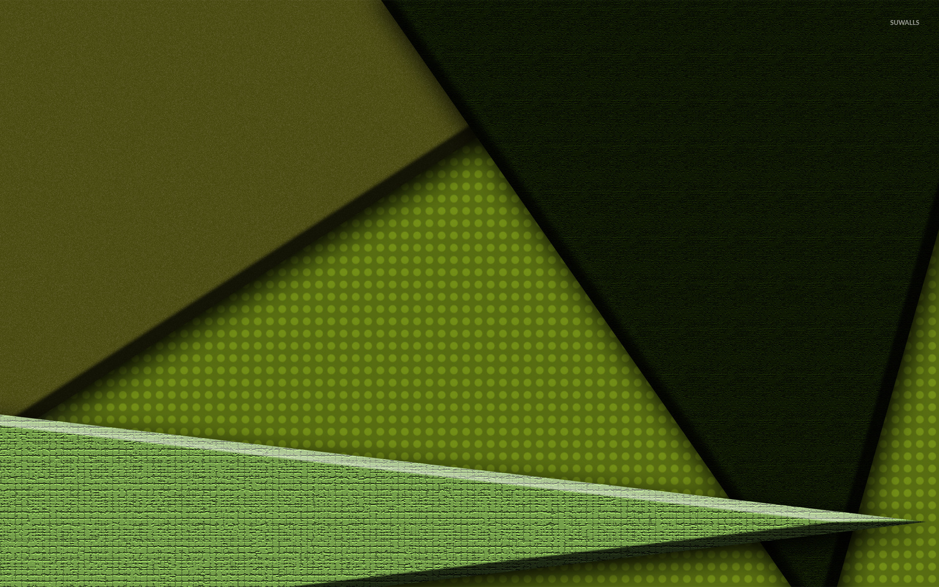 Overlapping textured shapes wallpaper - Abstract wallpapers - #21979