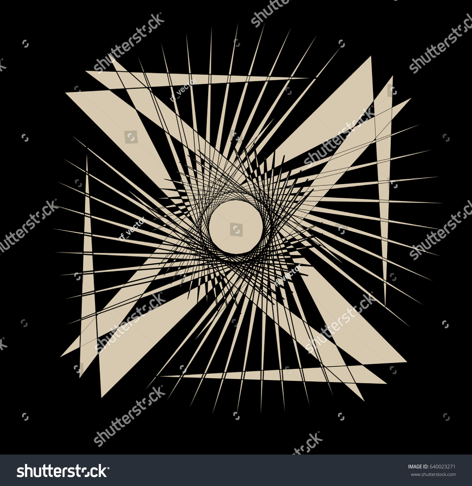 Geometric Edgy Random Shape Abstract Textured Stock Photo (Photo ...
