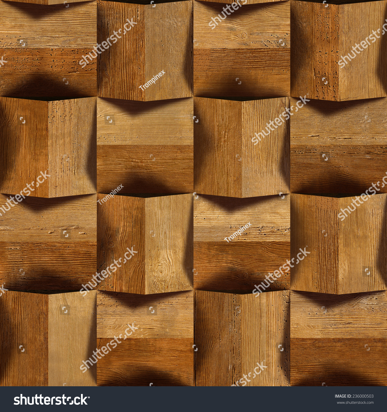 Abstract Paneling Pattern Seamless Background Cassette Stock ...