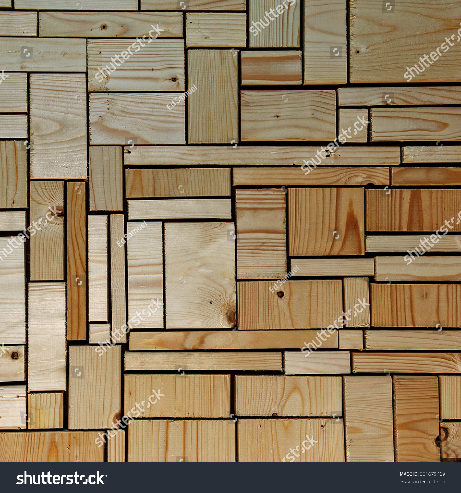 Wood Work Diy Interior Design Carpentry Stock Photo (Royalty Free ...