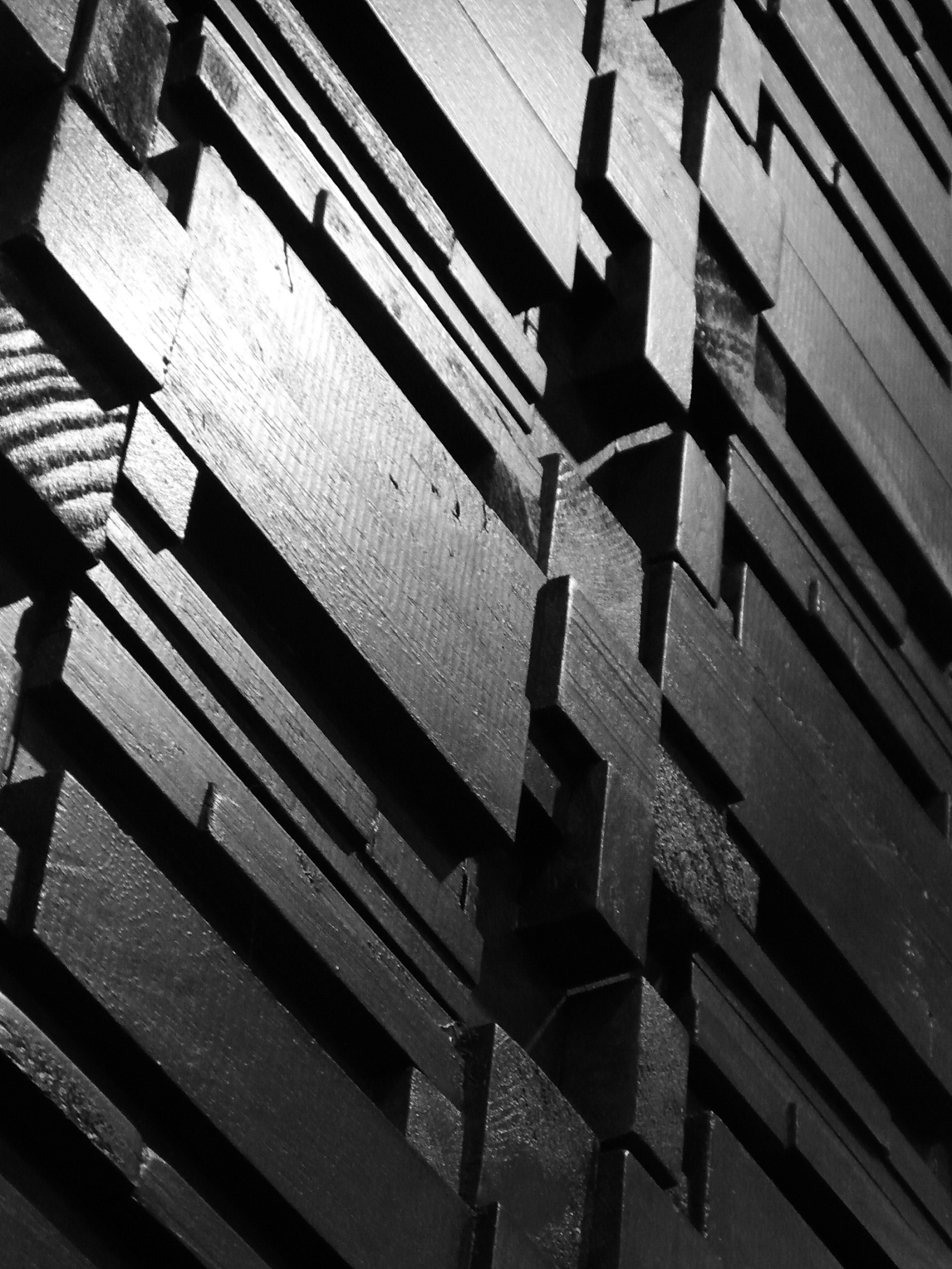 Abstract Wooden Blocks, Abstract, Texture, Original, Panel, HQ Photo
