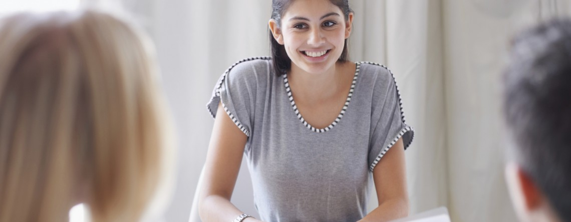 Accounting, Smiling, Woman, Service, Outsourcing, HQ Photo