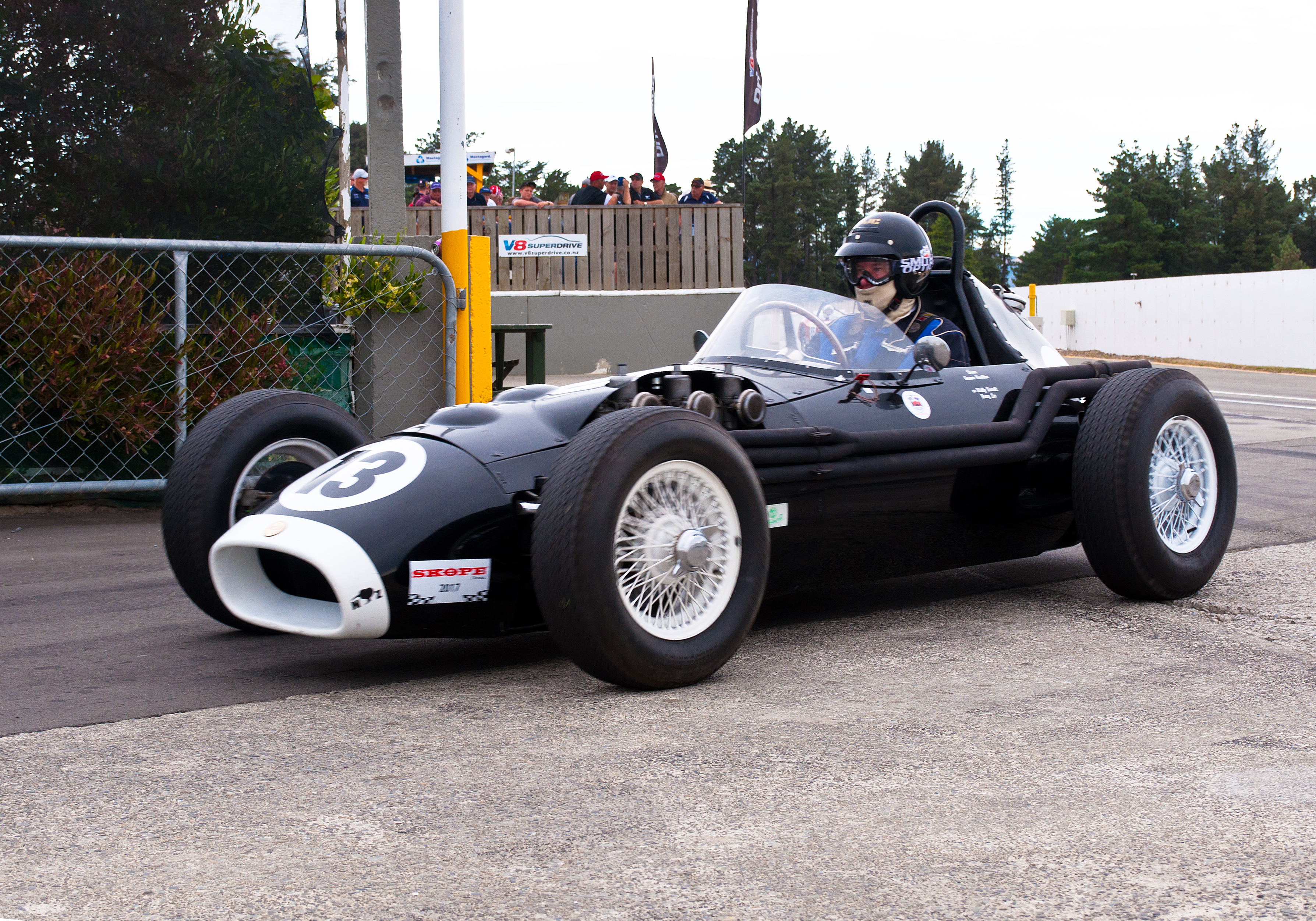 ACE III 1958, Ruapuna, Race car, Sport, Vehicle, HQ Photo