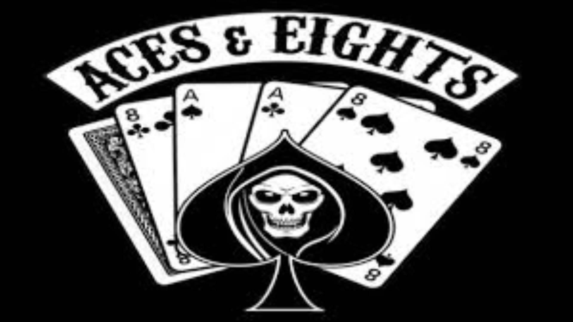 Aces & Eights - Deadman's Hand (Lyrical Verison) - YouTube