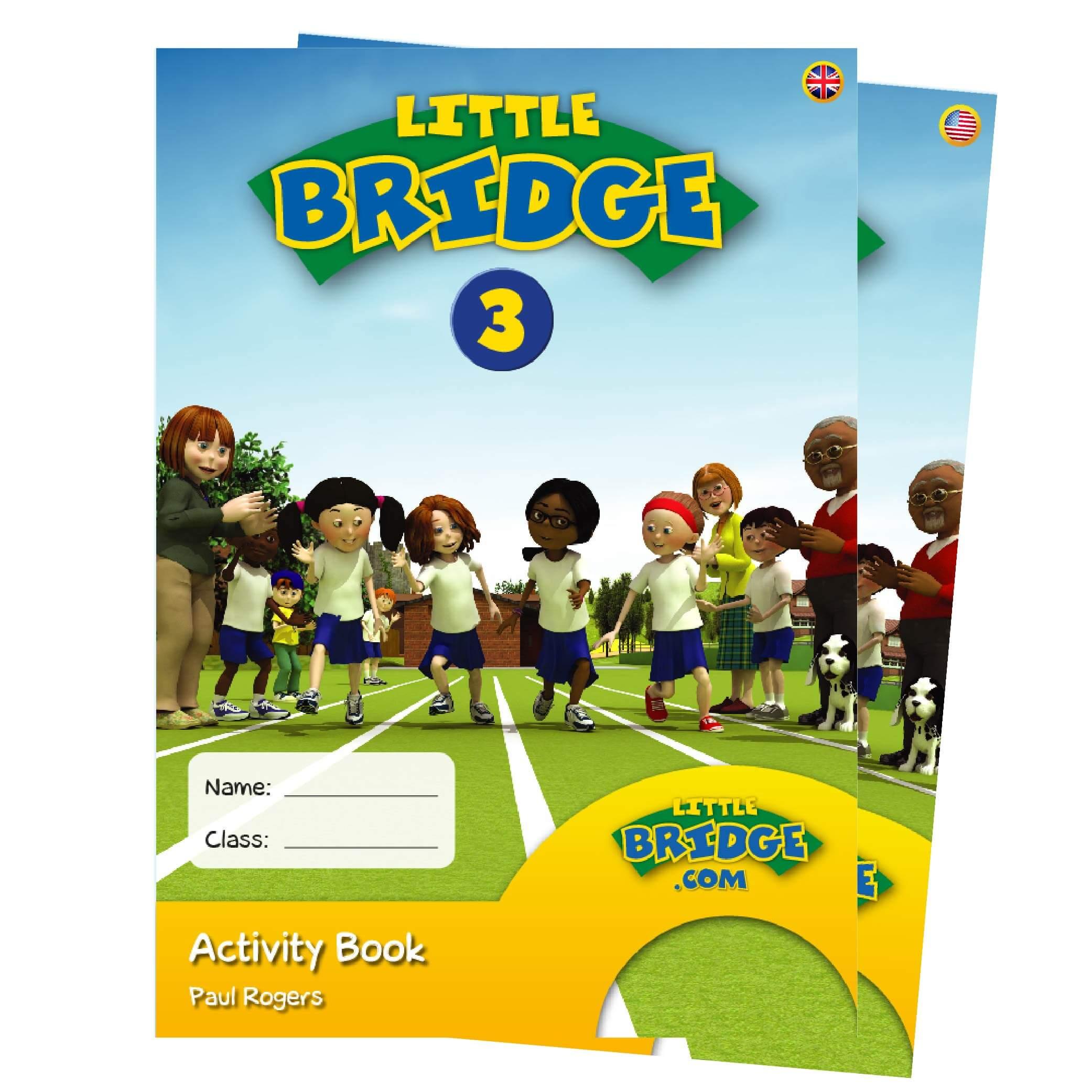 Little Bridge Activity Book Level 3 - Little Bridge