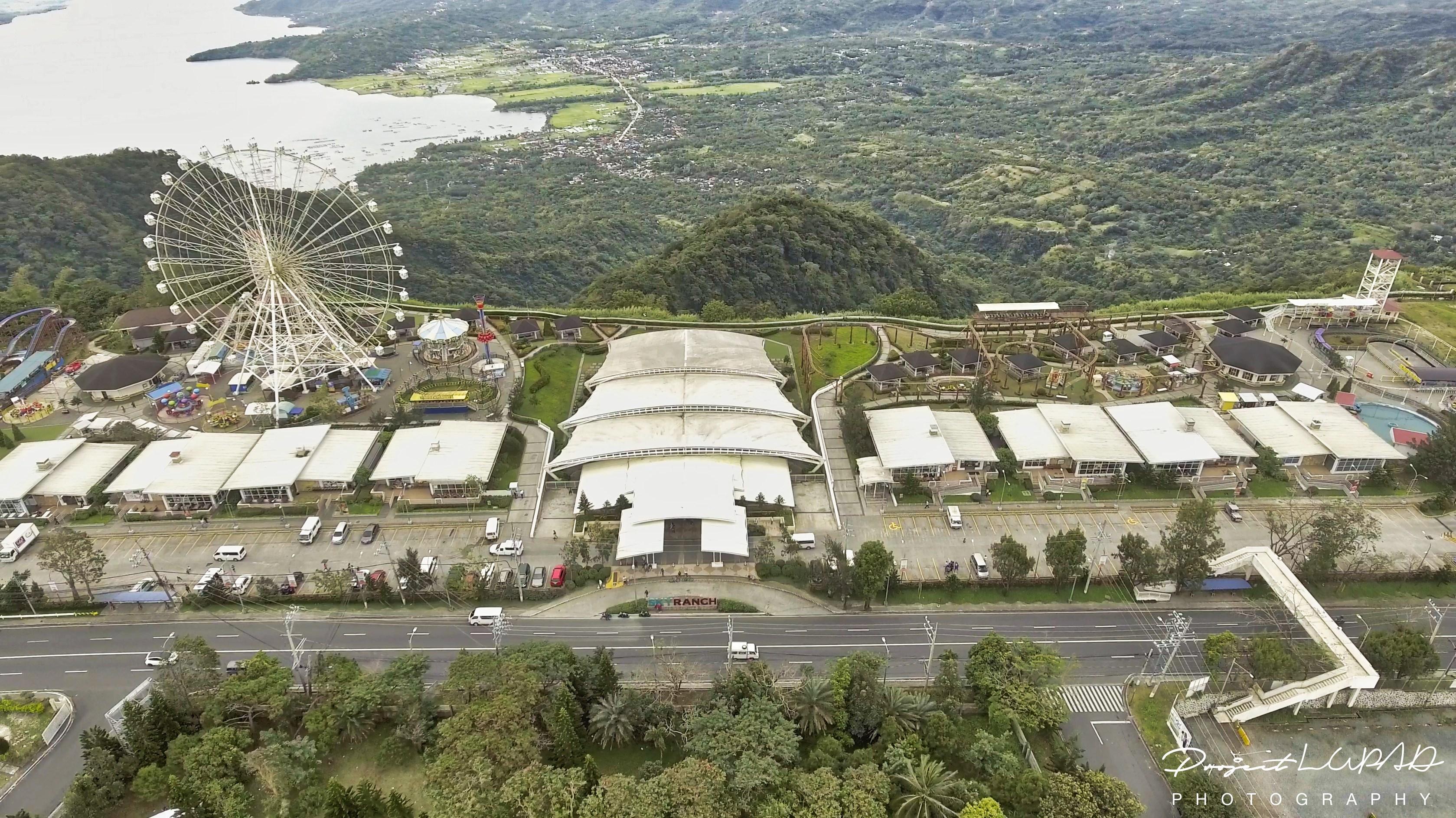 PHOTOS: Sky Ranch Amusement Park Aerial View