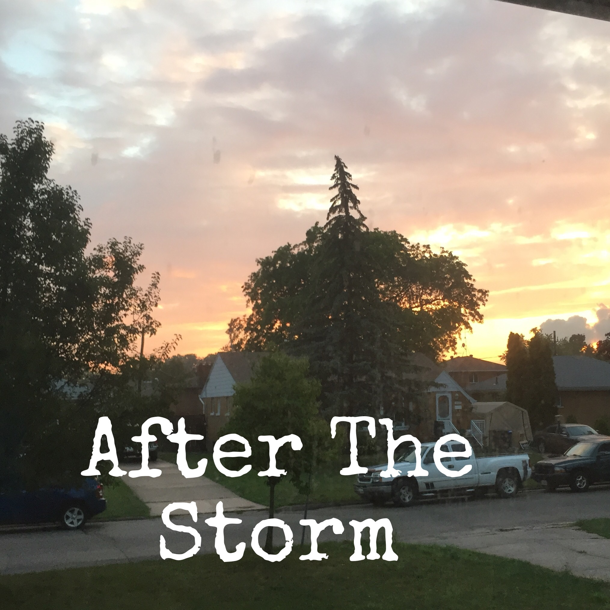 After the storm photo