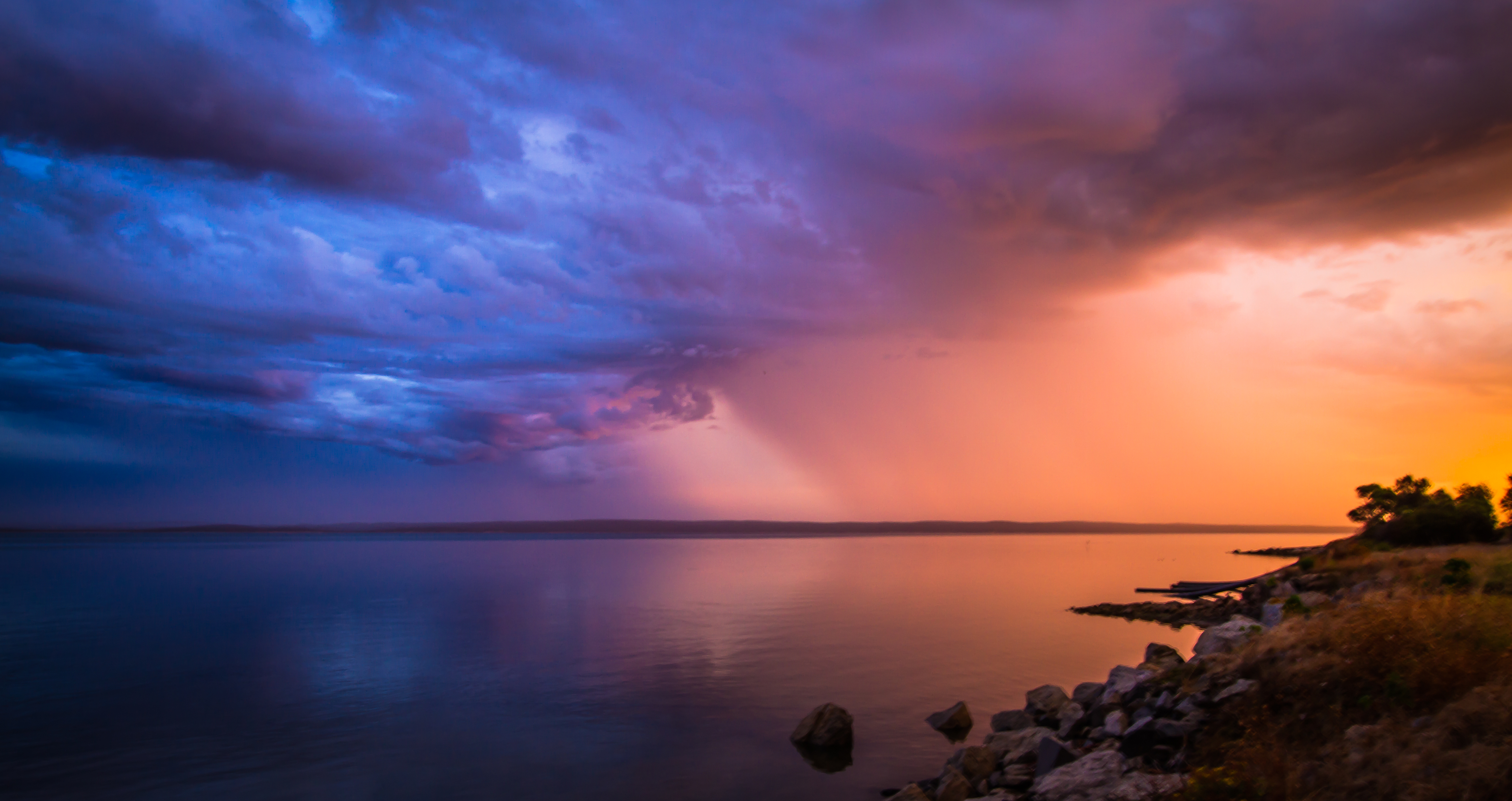 File:The calm after the storm - Port Lincoln - South Australia ...