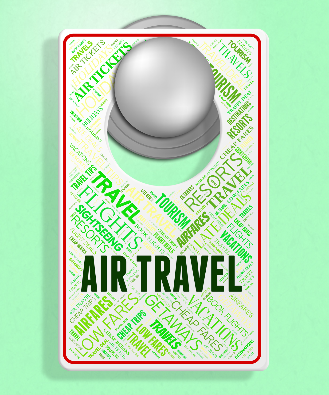 Air Travel Represents Plane Message And Fly, Aeroplane, Sign, Vacational, Vacation, HQ Photo