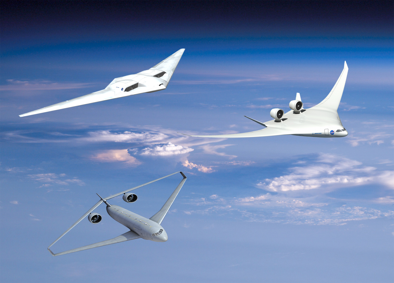New Ideas Sharpen Focus for Greener Aircraft | NASA