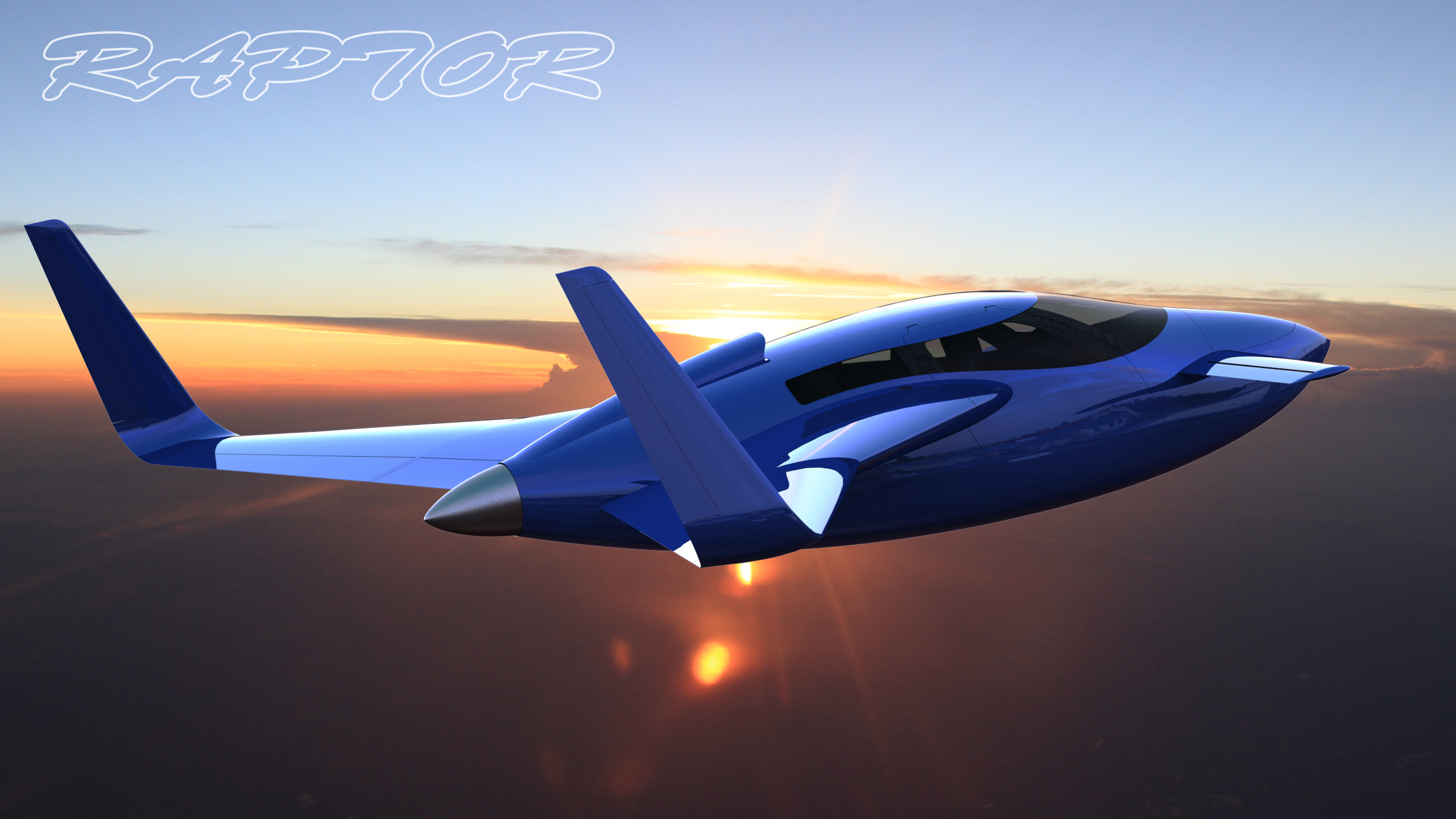 Raptor Diesel GT is an Audi TDI Powered Personal Aircraft ...