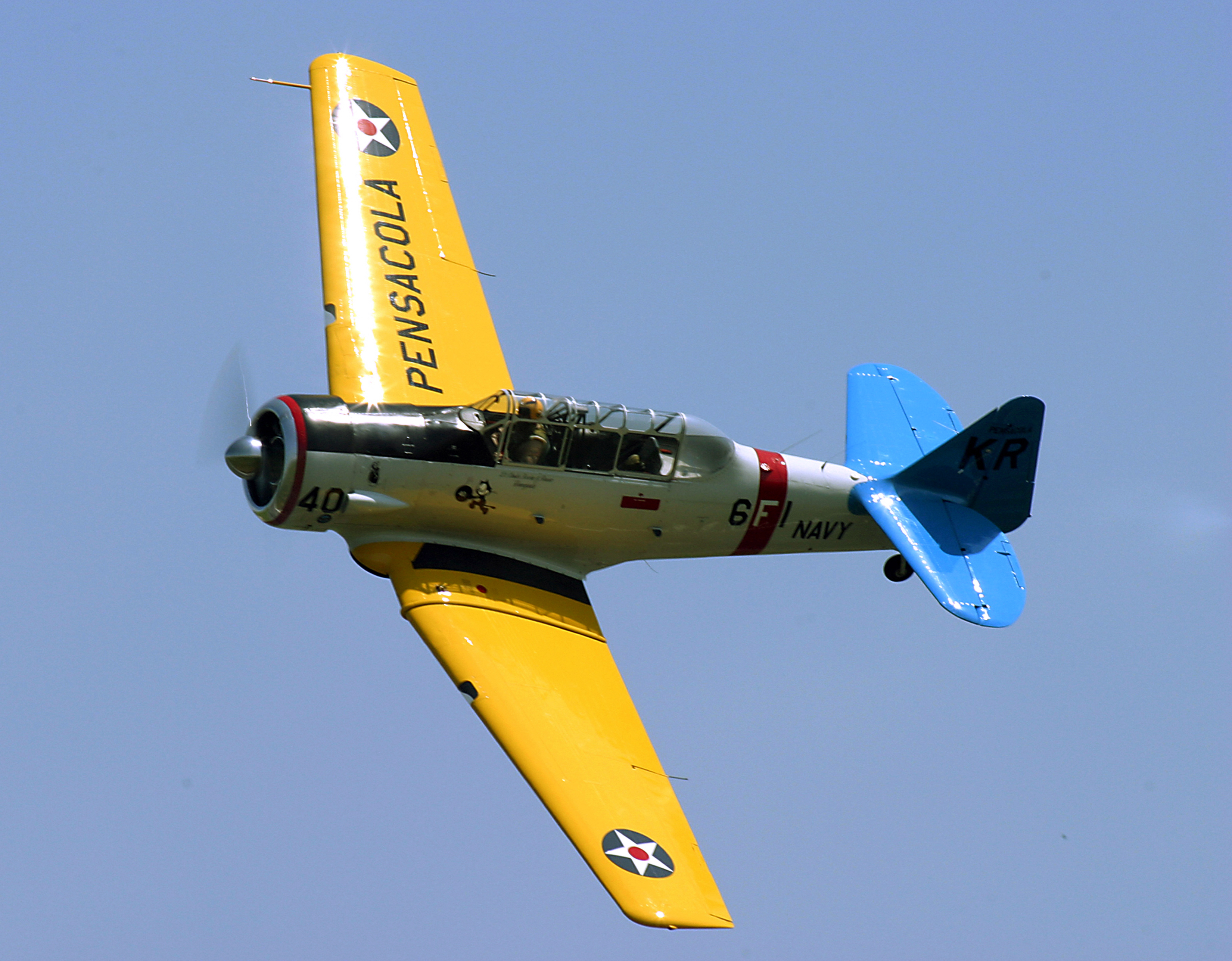 Aircraft of the Show - Leesburg Airshow