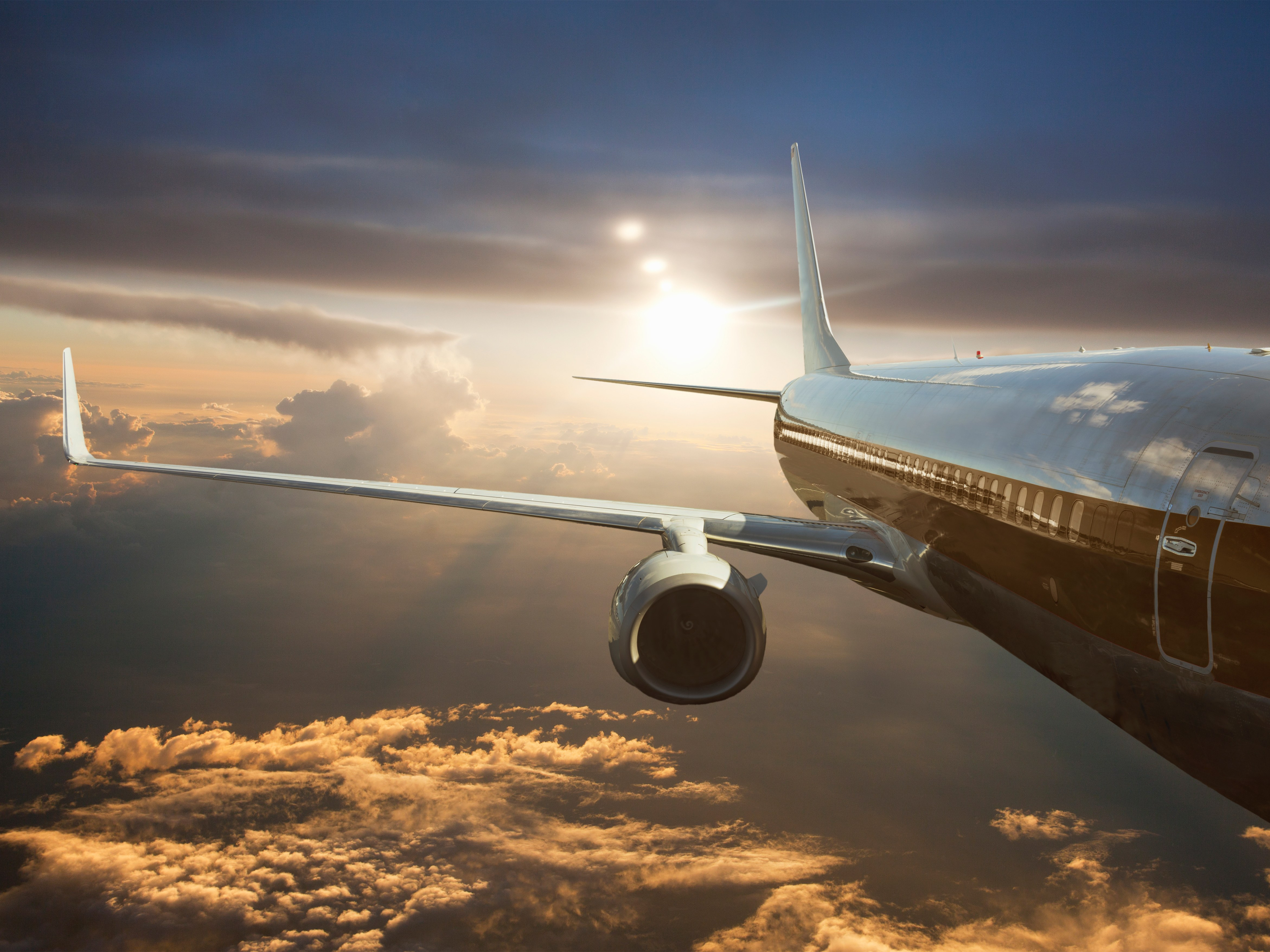 Why an Airplane Can Still Fly With Engine Failure - Condé Nast Traveler