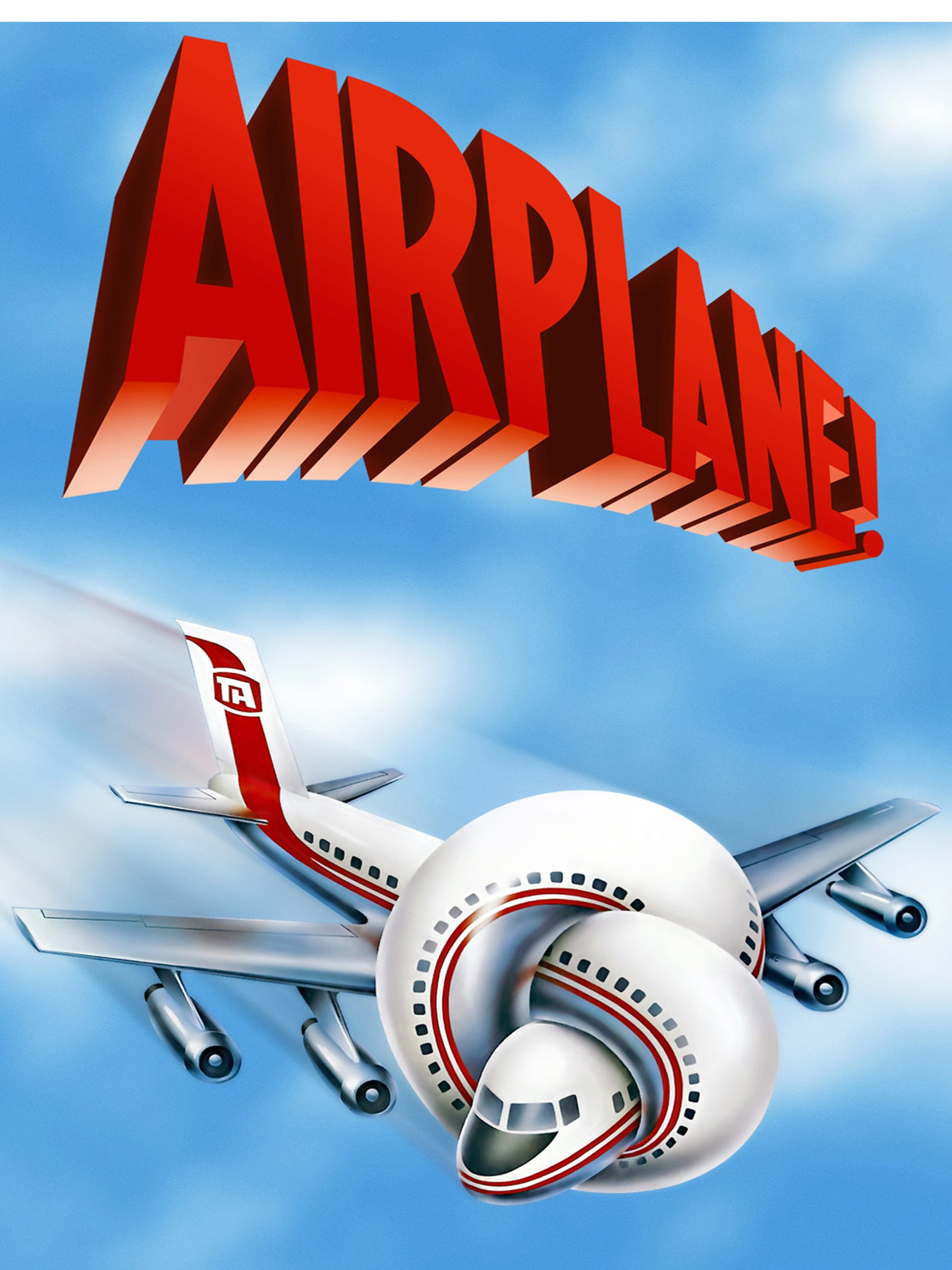 AIRPLANE! : Watch online now with Amazon Instant Video: Robert Stack ...