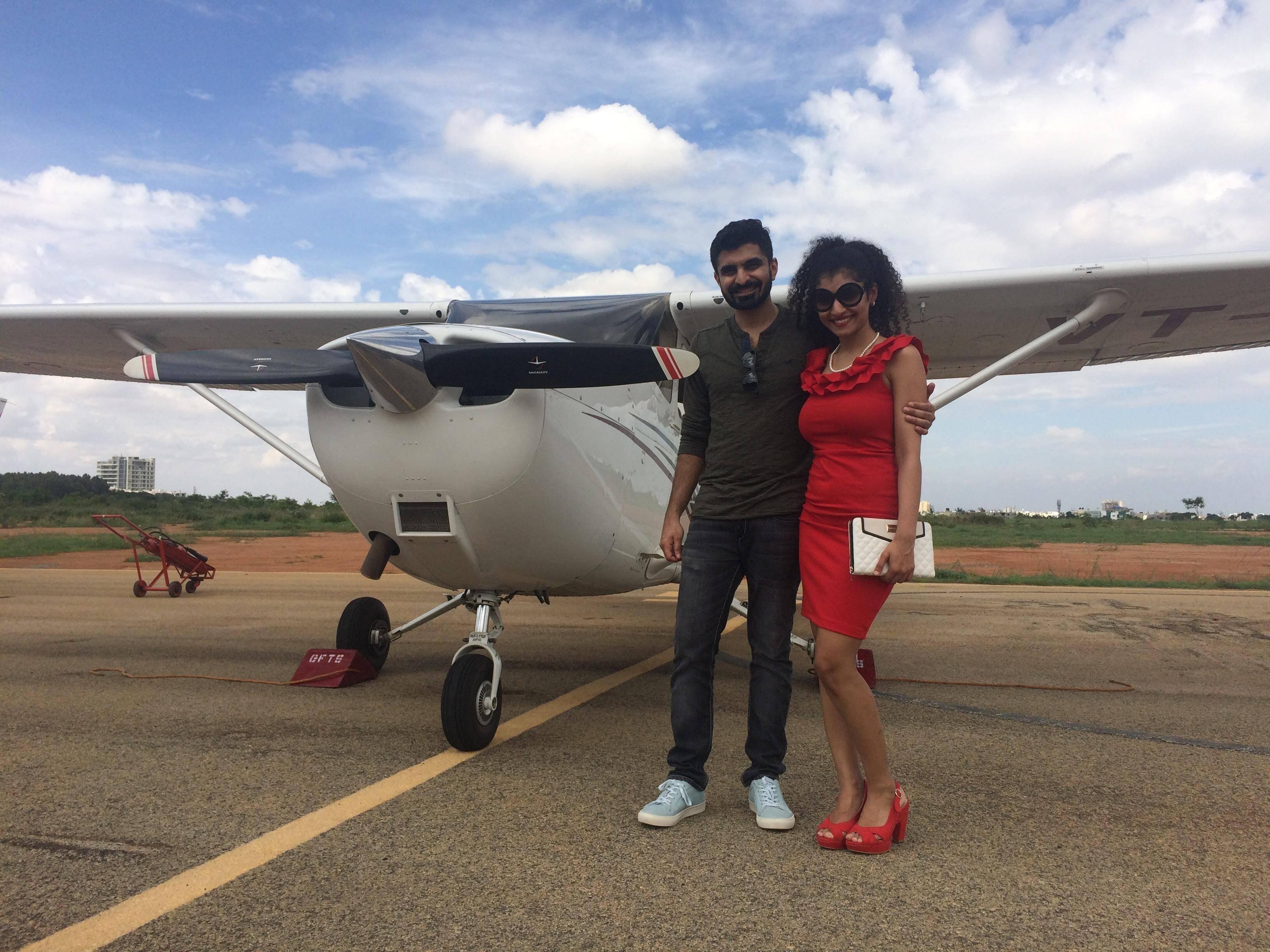 Airplane Joyride Bangalore at Jakkur, Bangalore - Events High