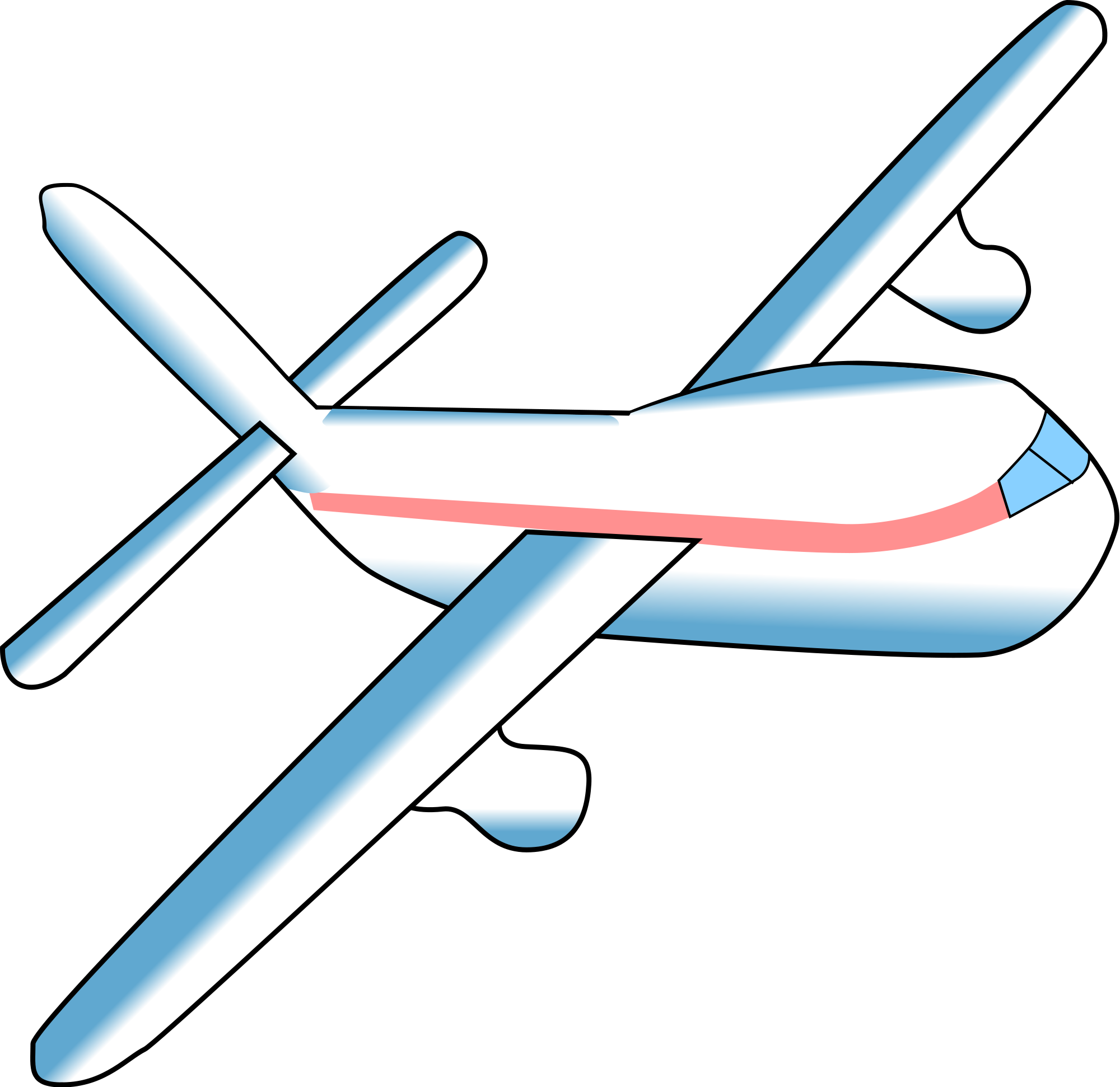 File:Airplane.svg - Wikimedia Commons